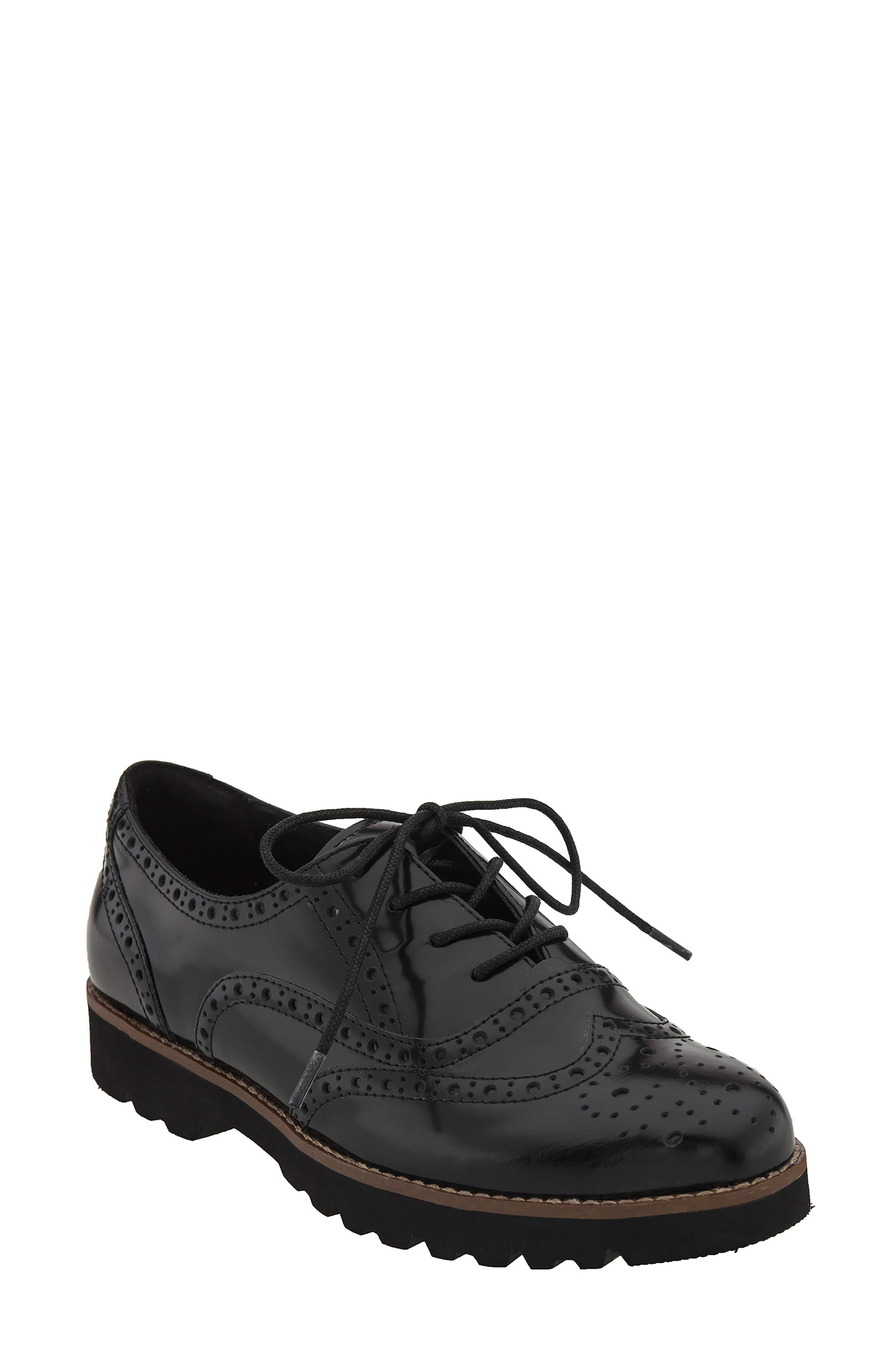 Earthies® 'Santana' Wingtip Oxford (Women)
