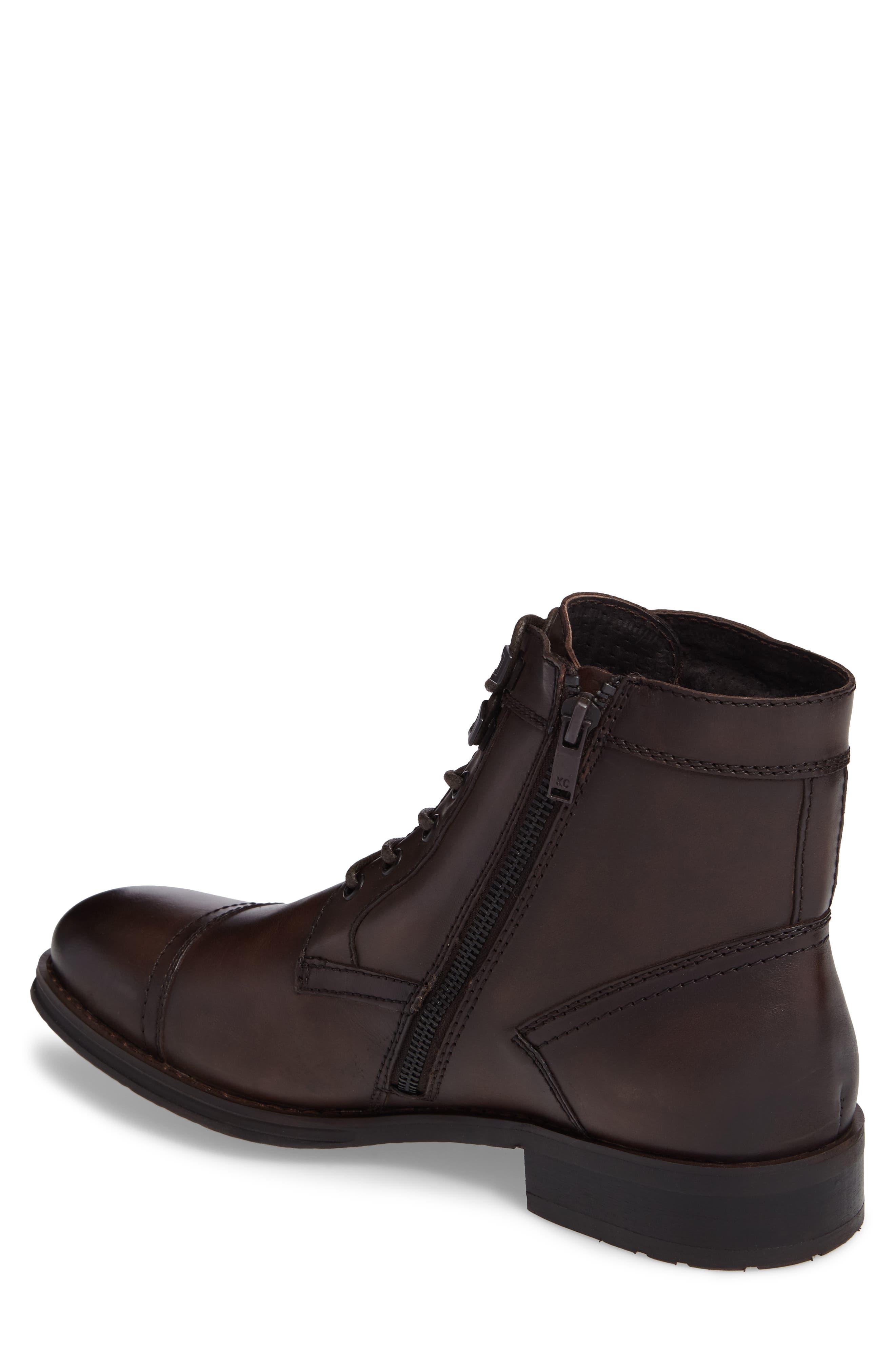 Alternate Image 2  - Kenneth Cole New York Cap Toe Boot (Men)