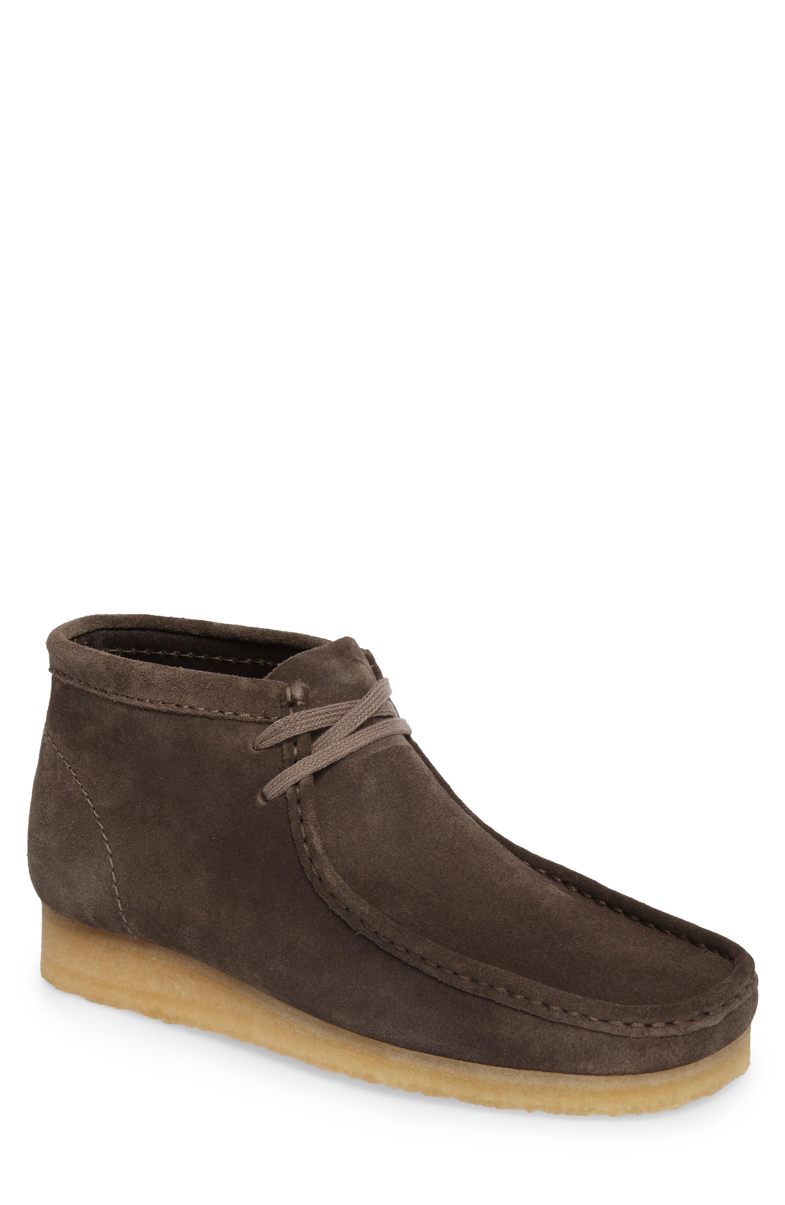 Alternate Image 1 Selected - Clarks® Originals 'Wallabee' Boot   (Men)