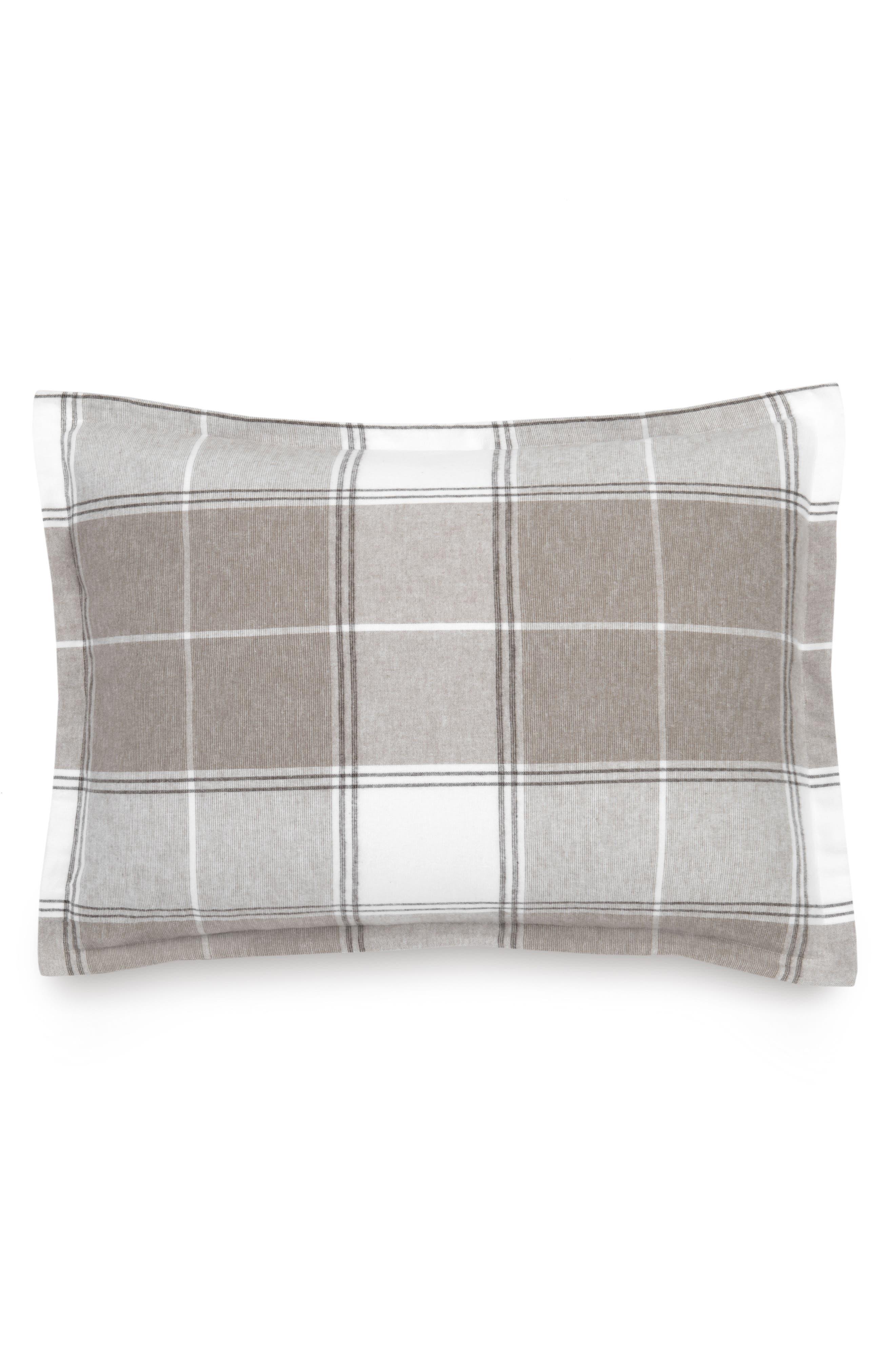 UGG® Flannel Luxe Sham