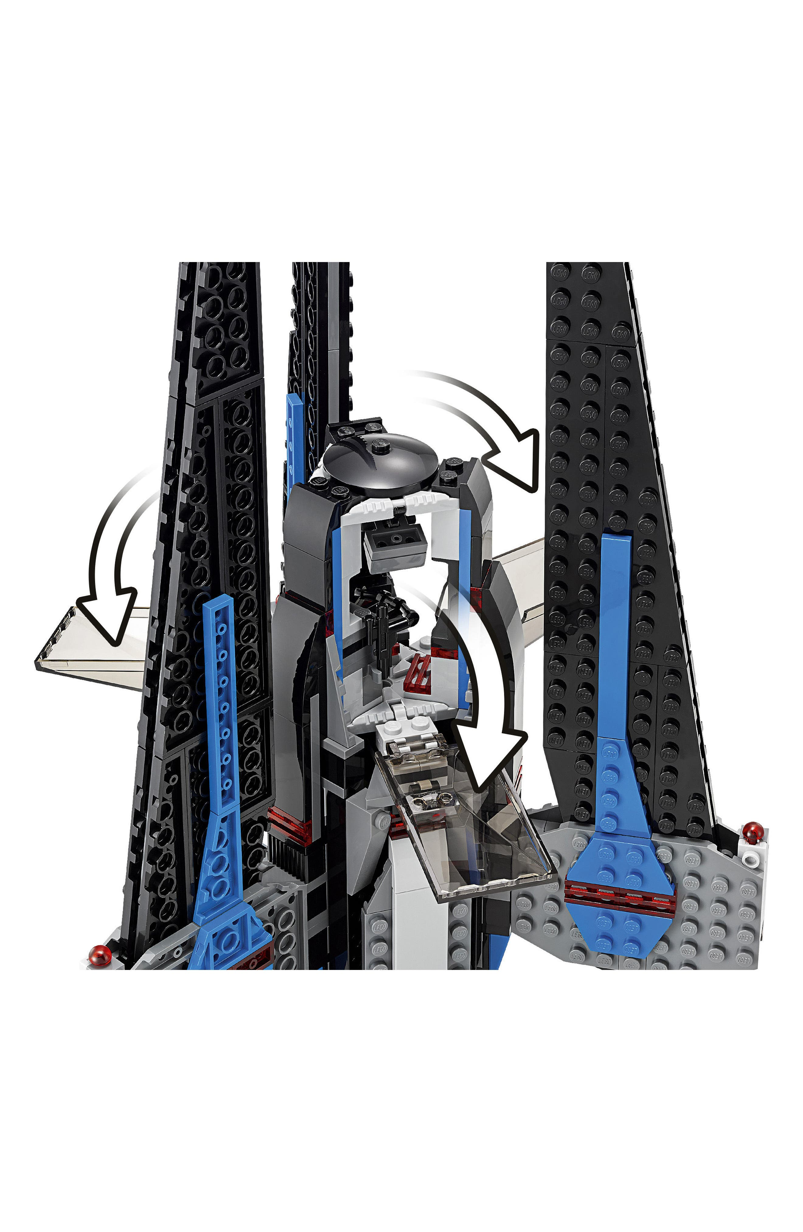 Alternate Image 7  - LEGO® Star Wars™: The Freemaker Adventures Tracker I Play Set - 75185