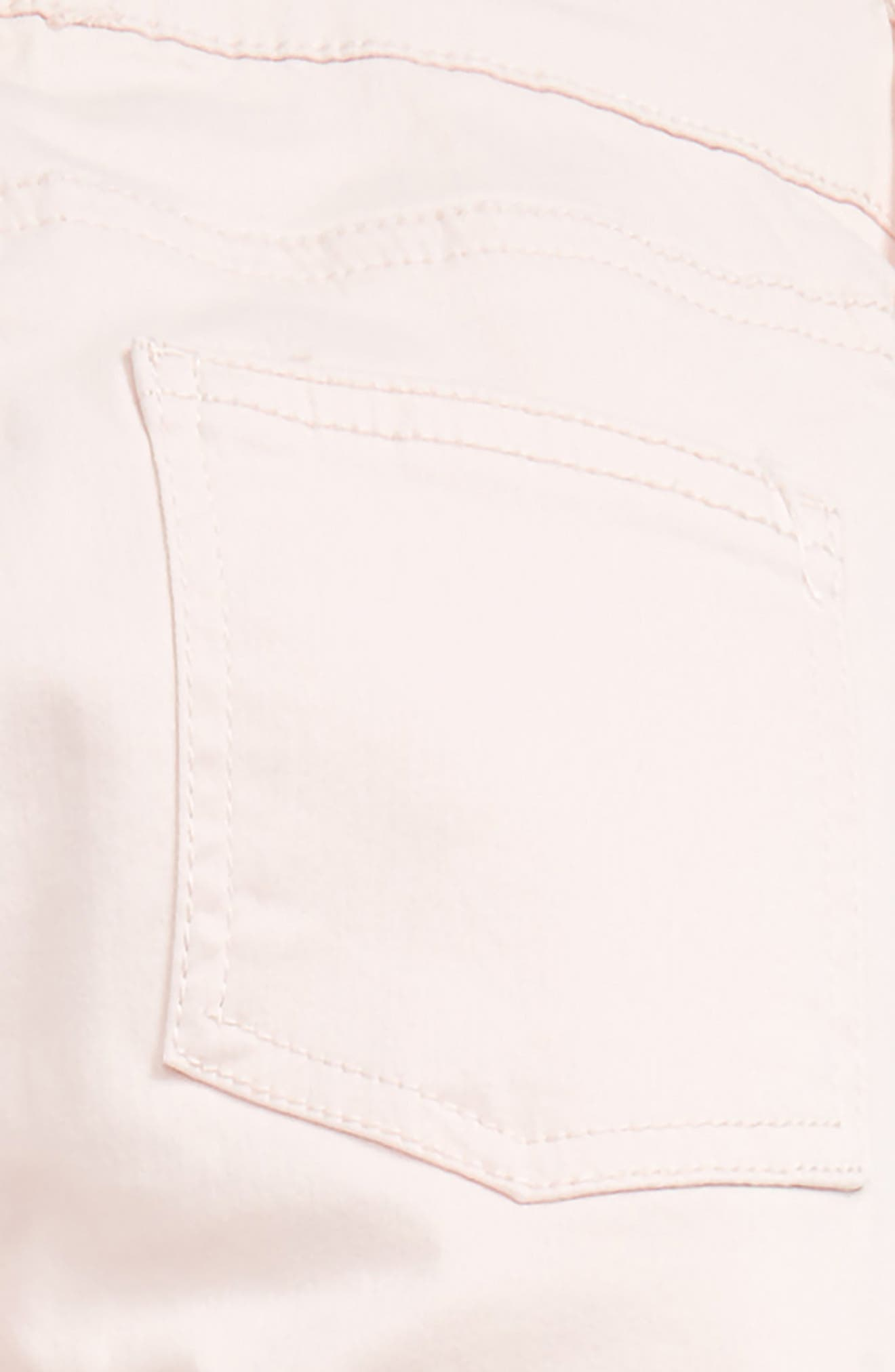 Taylor Skinny Jeans,                             Alternate thumbnail 3, color,                             Light Pink