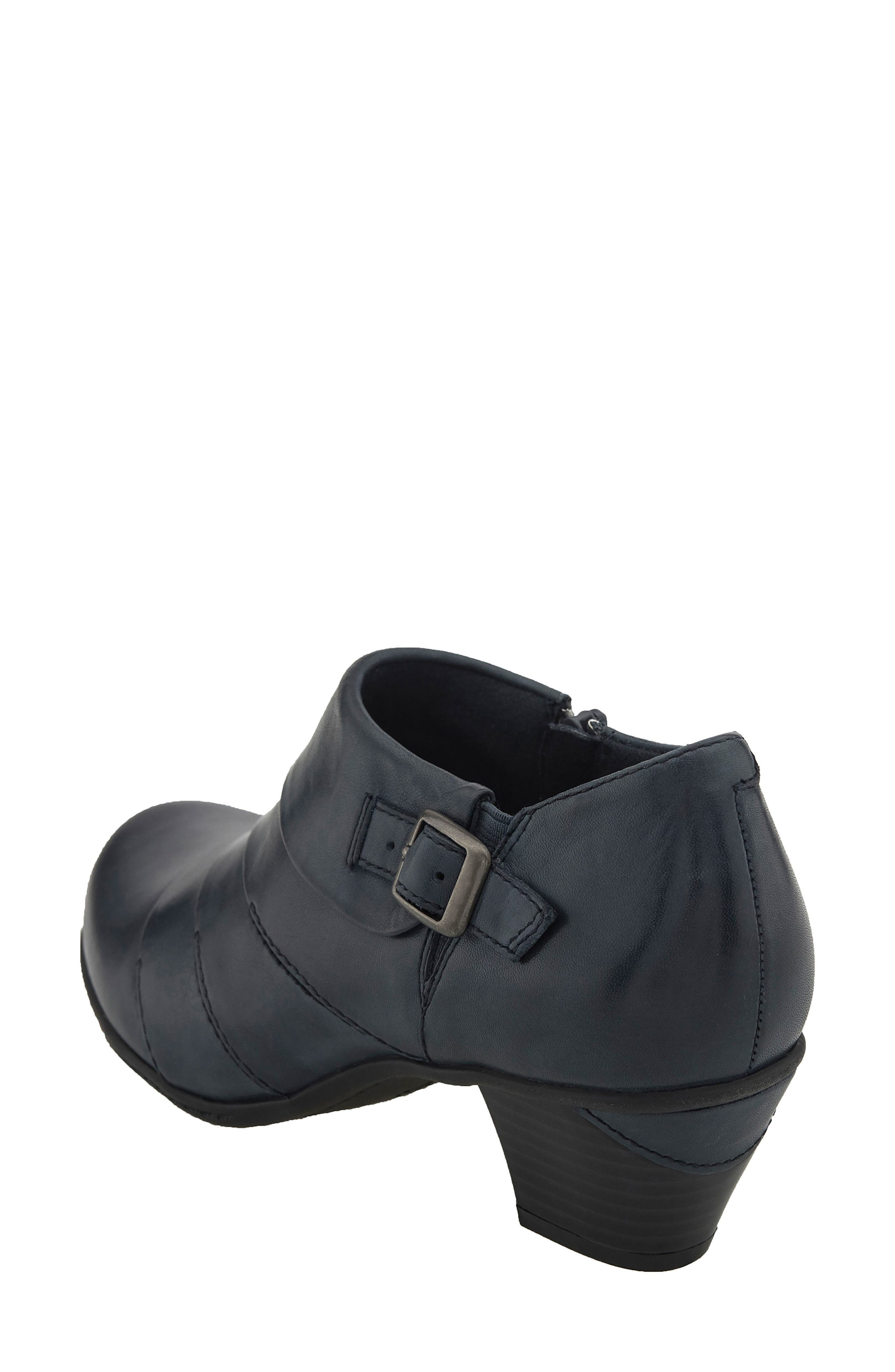Dawn Bootie,                             Alternate thumbnail 2, color,                             Admiral Blue Leather
