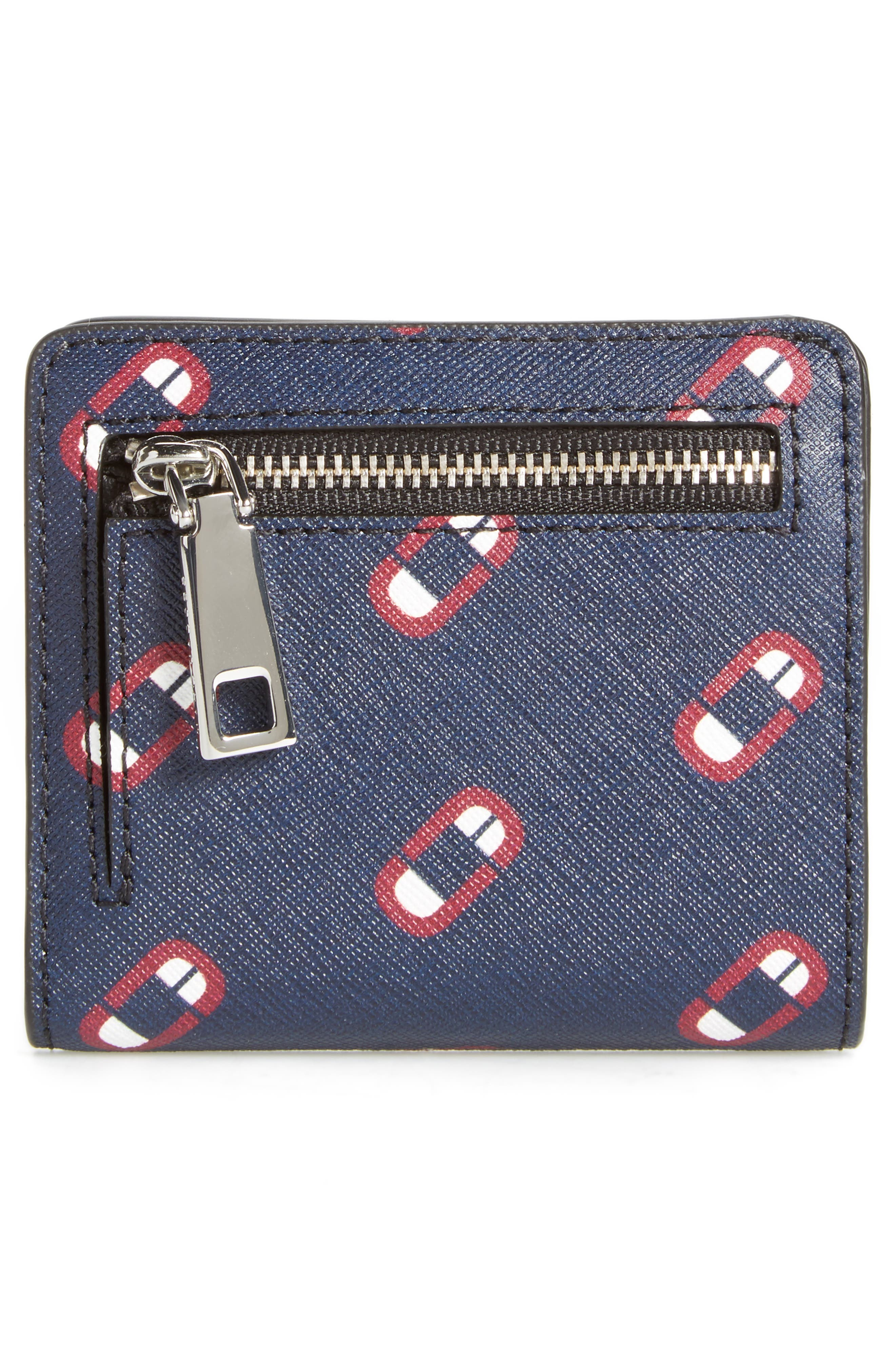 Alternate Image 3  - MARC JACOBS Scream Saffiano Leather Wallet