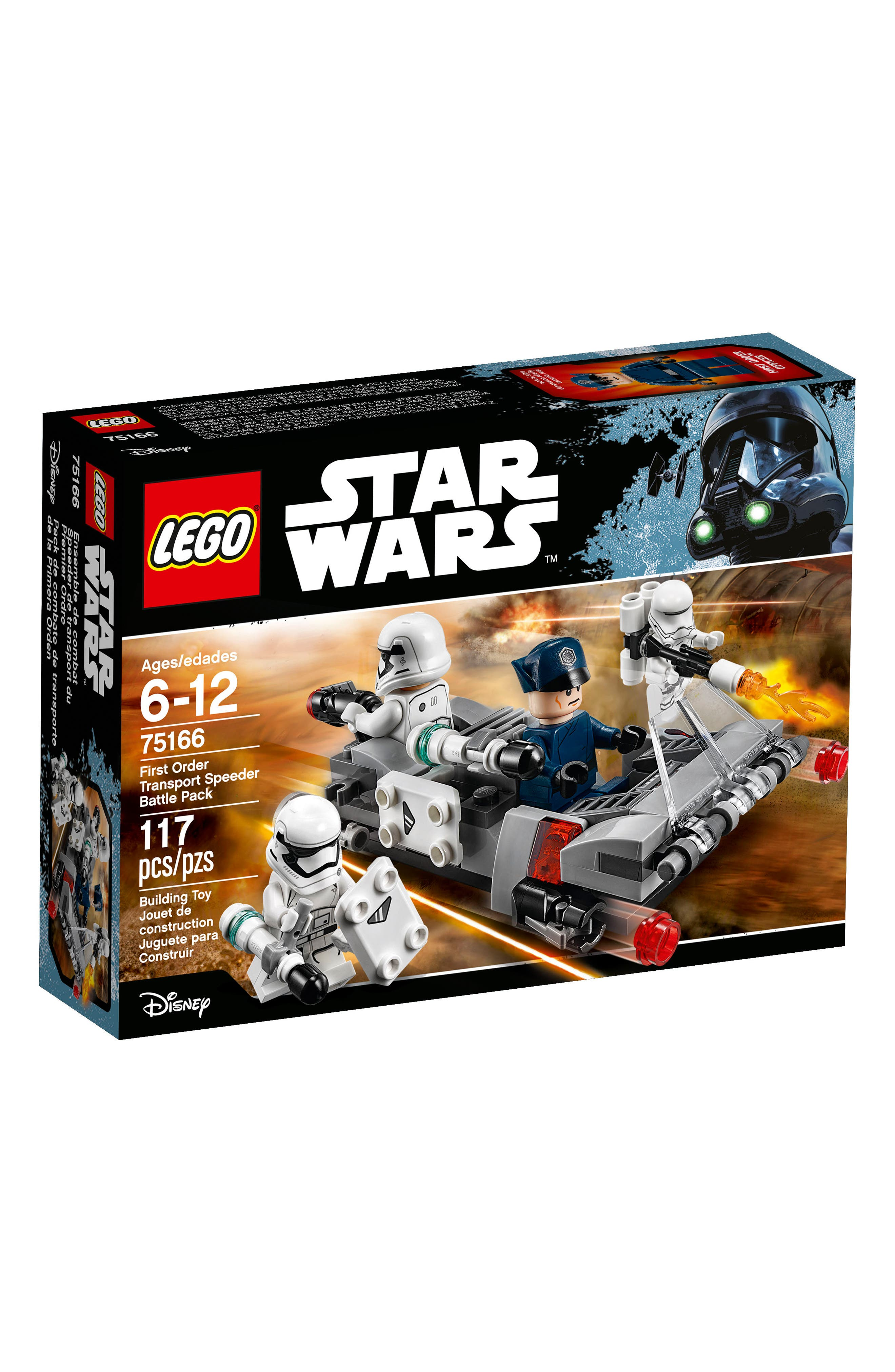 LEGO® Star Wars™ First Order Transport Speeder Battle Pack - 75166