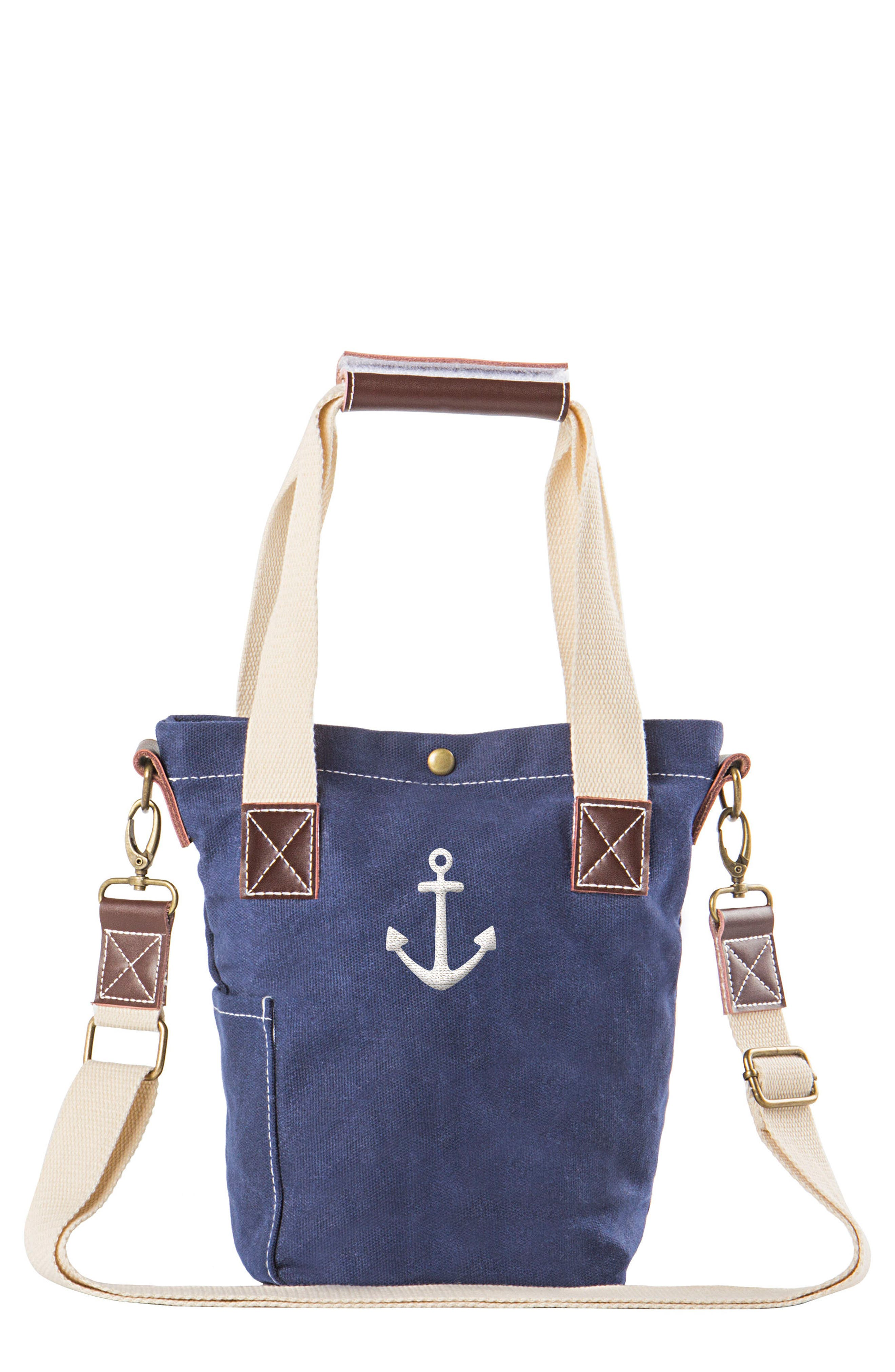 Cathy's Concepts Anchor Wine Tote