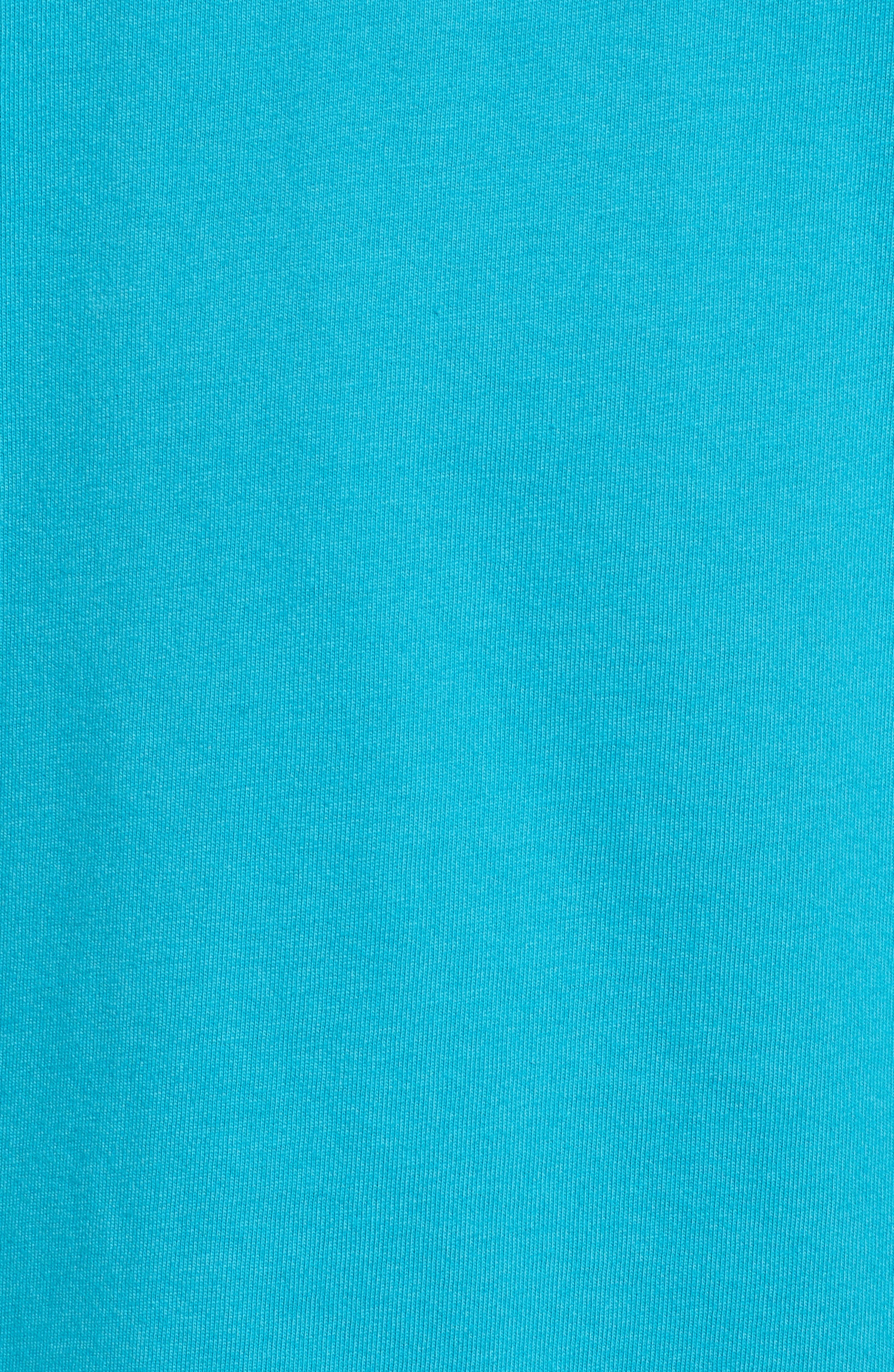 The Pursuit of Hoppiness Graphic T-Shirt,                             Alternate thumbnail 5, color,                             Riviera Azure