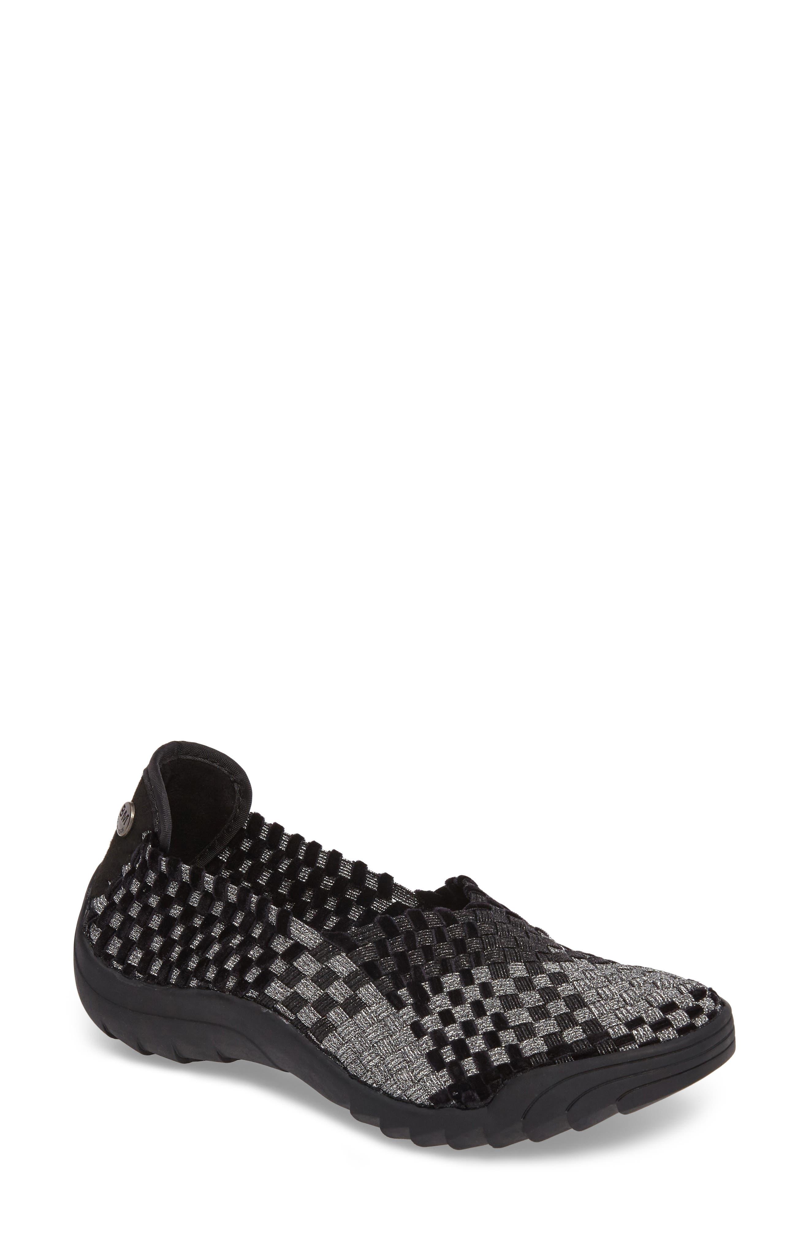 Alternate Image 1 Selected - bernie mev. Rigged Fly Slip-On Sneaker (Women)