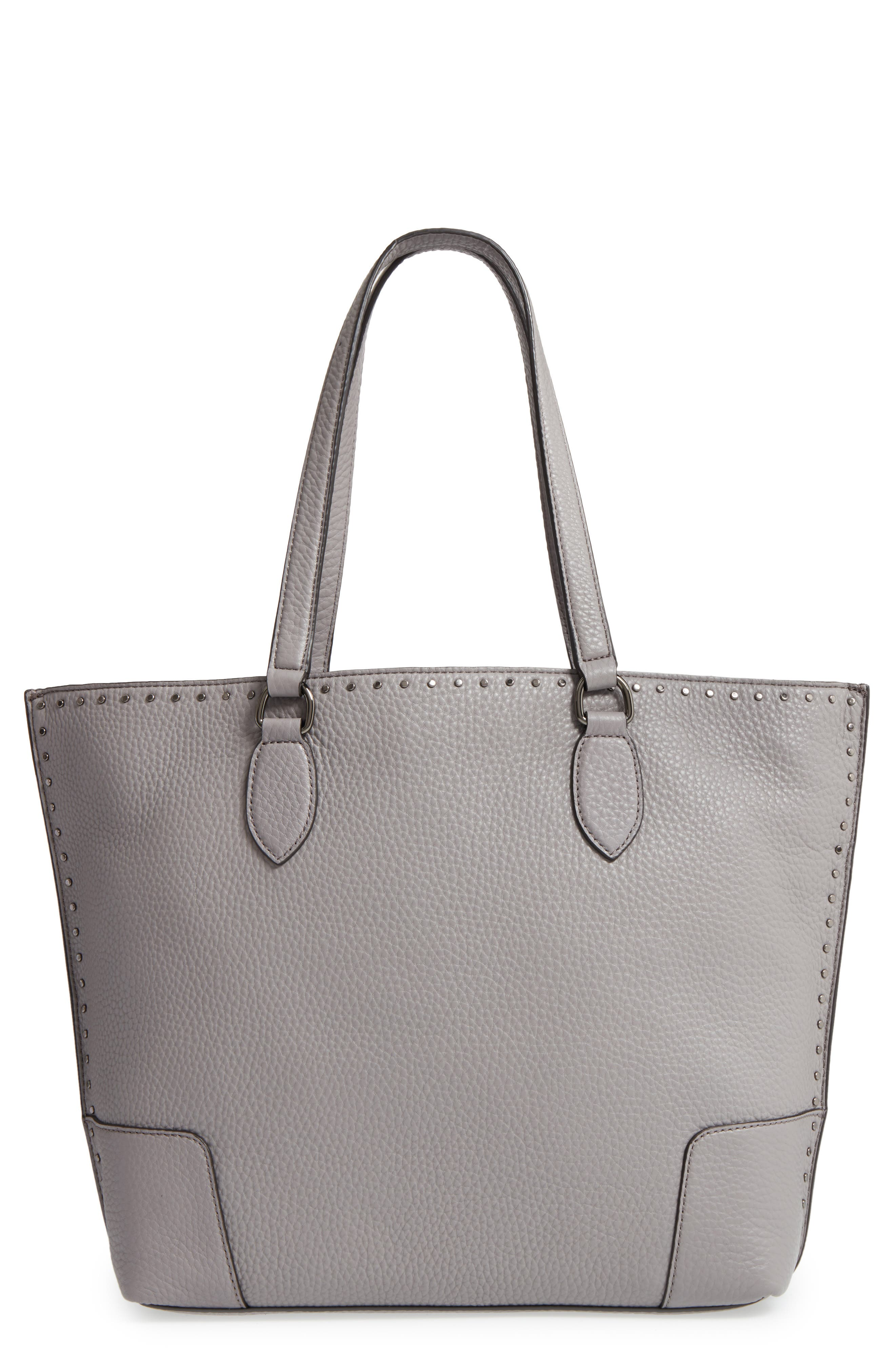 Alternate Image 1 Selected - Rebecca Minkoff Moonwalking Leather Tote
