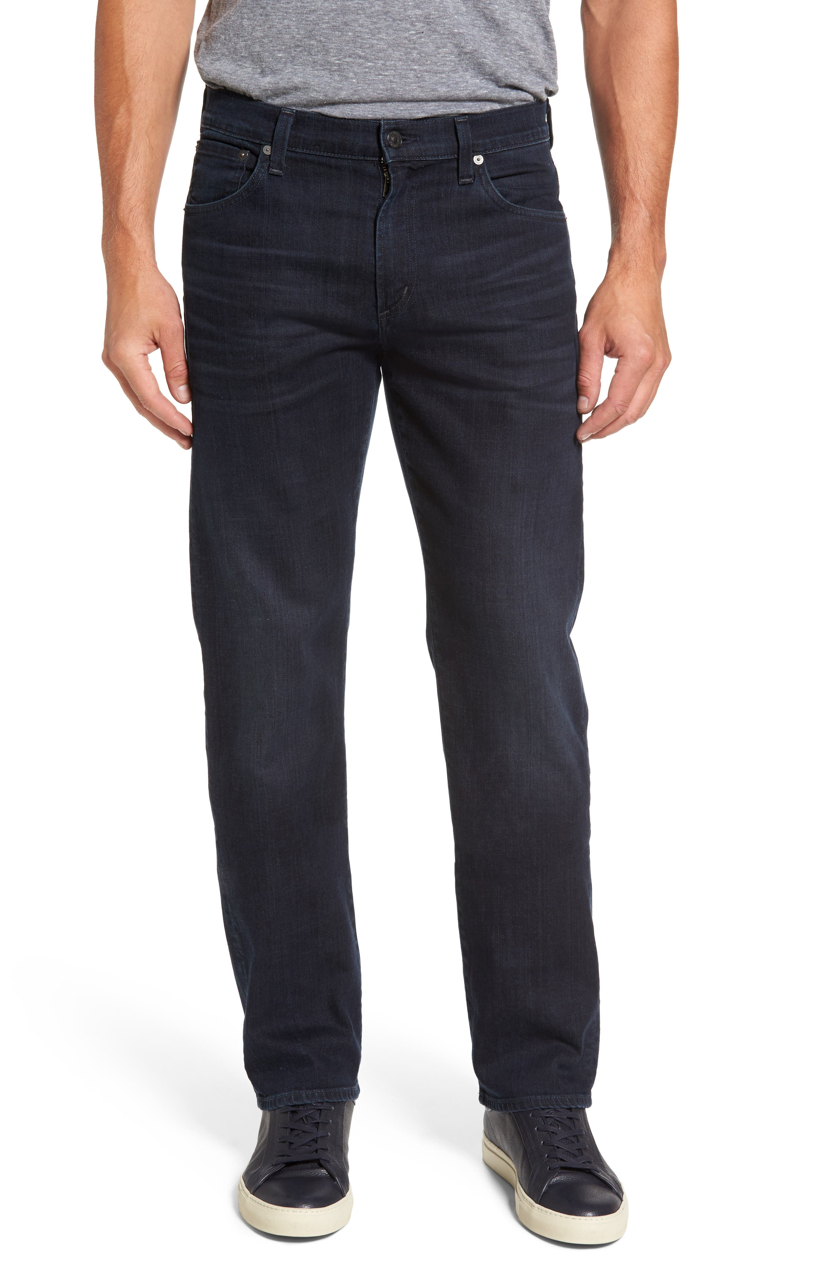 Citizens of Humanity Sid Straight Fit Jeans (Mead)