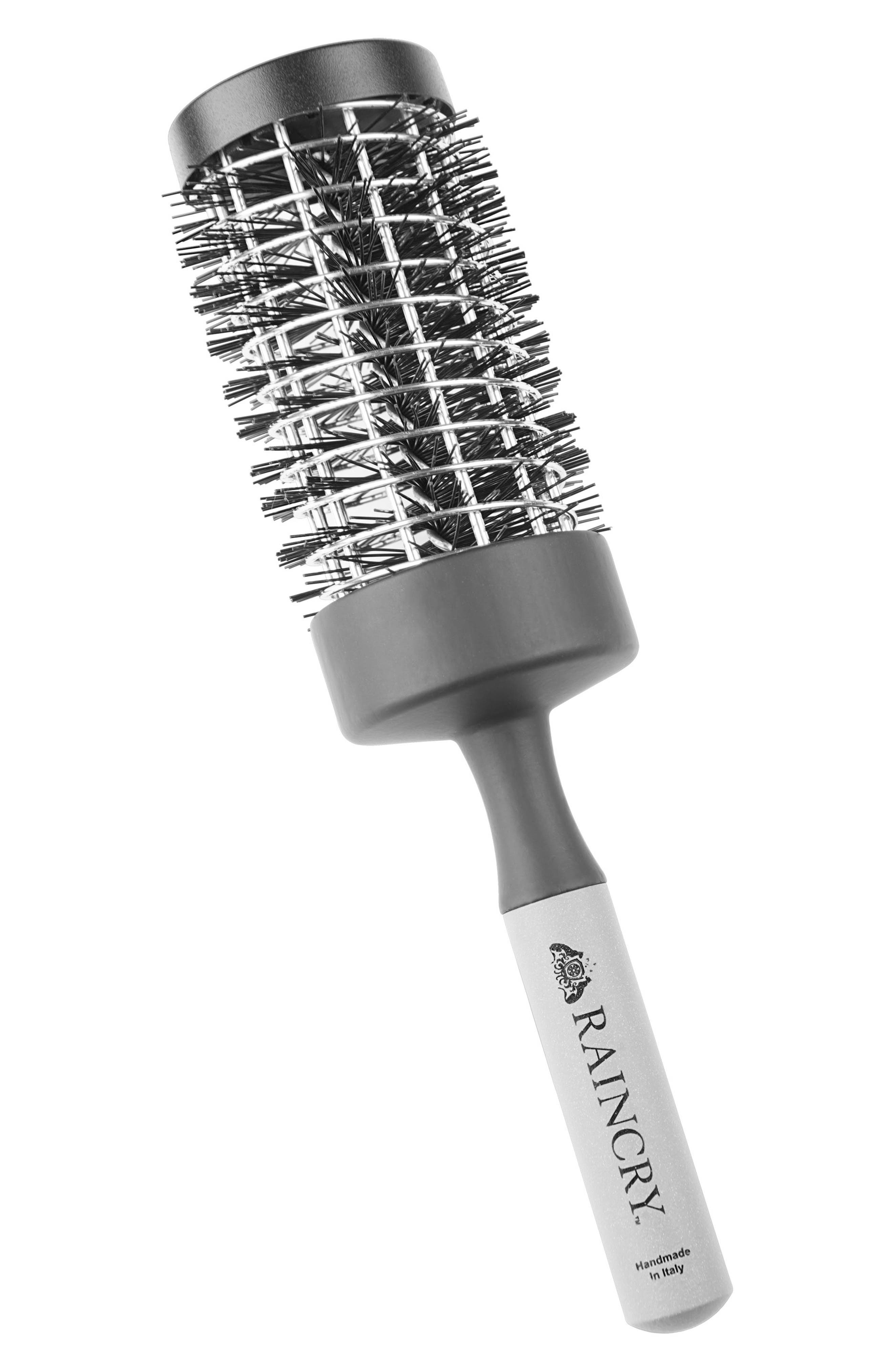 RAINCRY Volume Plus Magnesium Volumizing Brush in Charcoal
