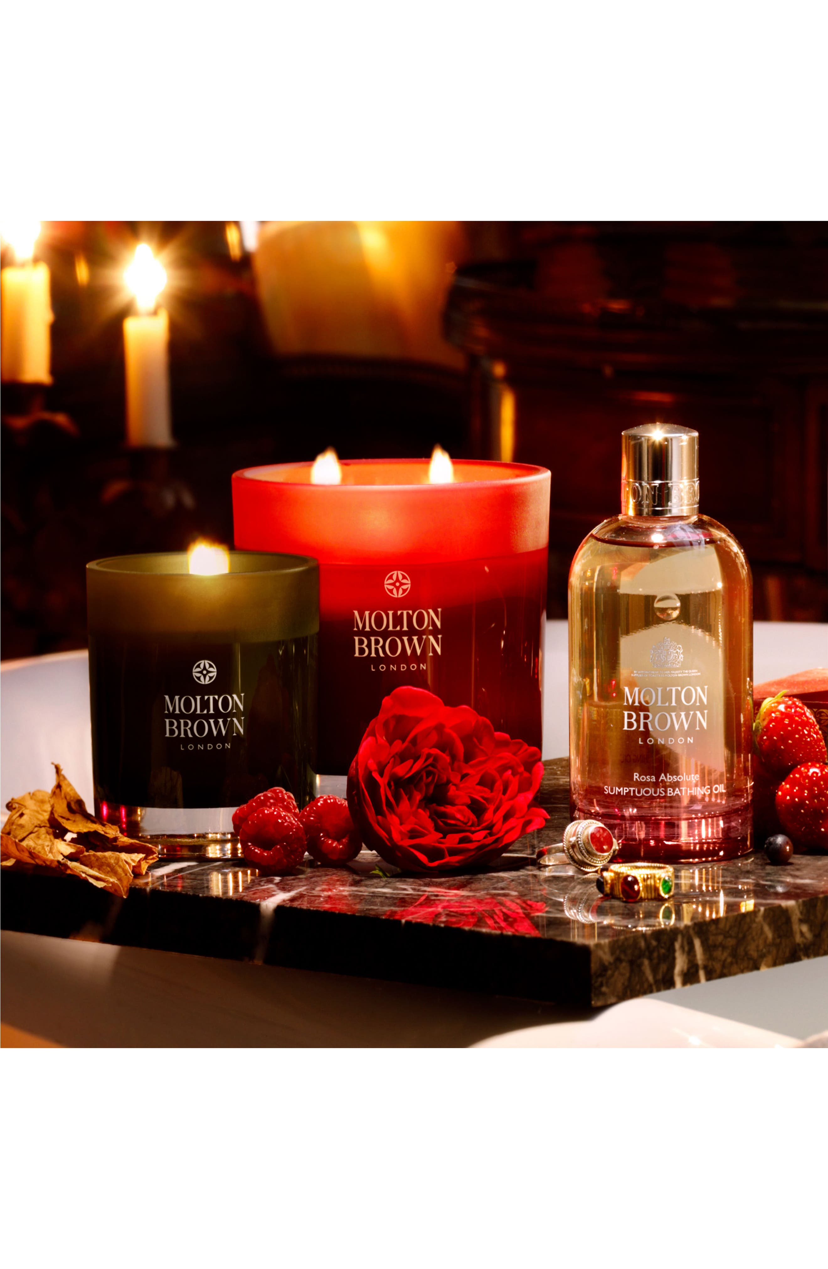 Alternate Image 4  - MOLTON BROWN London Rosa Absolute Sumptuous Bathing Oil