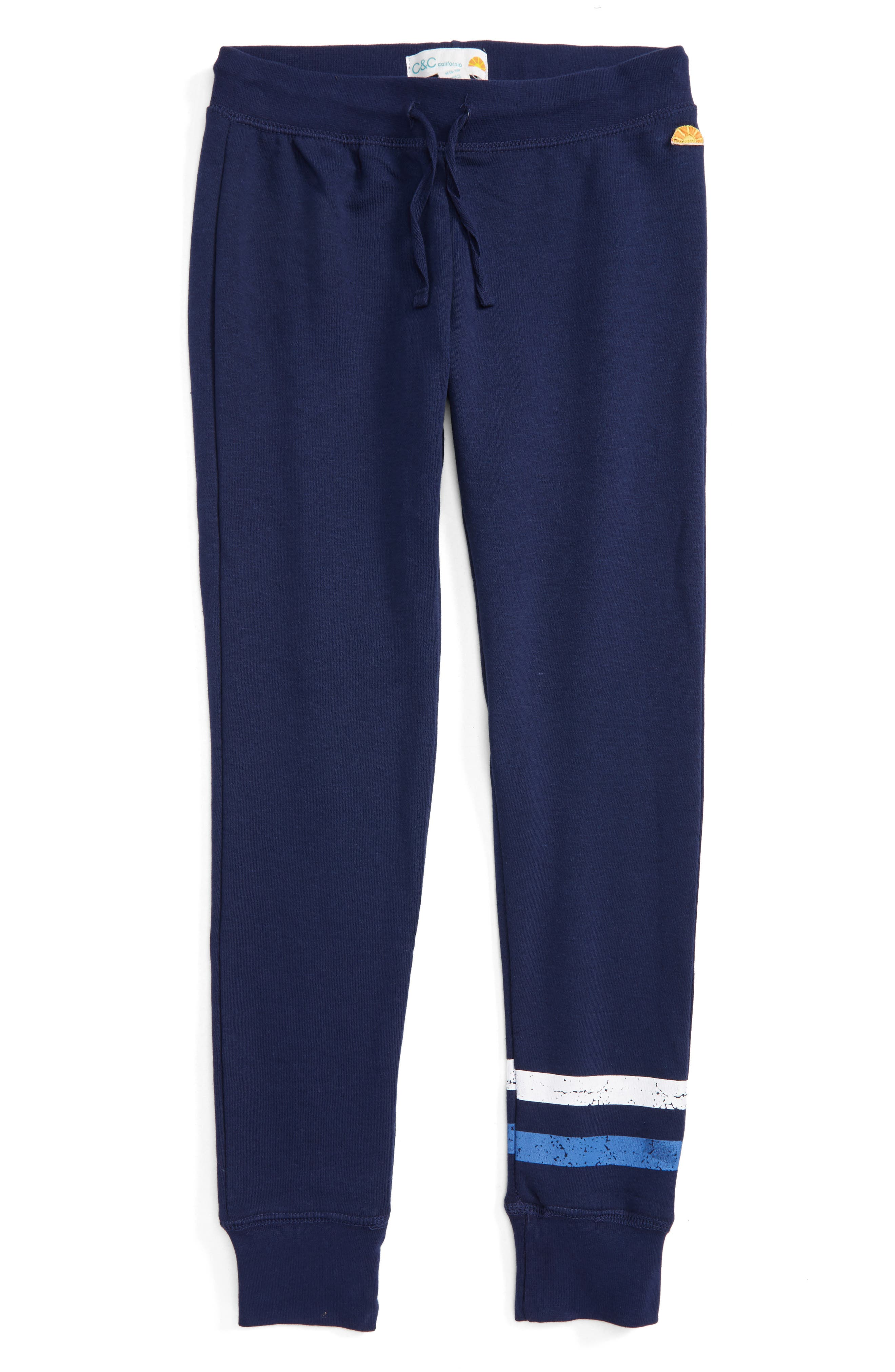 C & C California Jogger Pants (Big Girls)