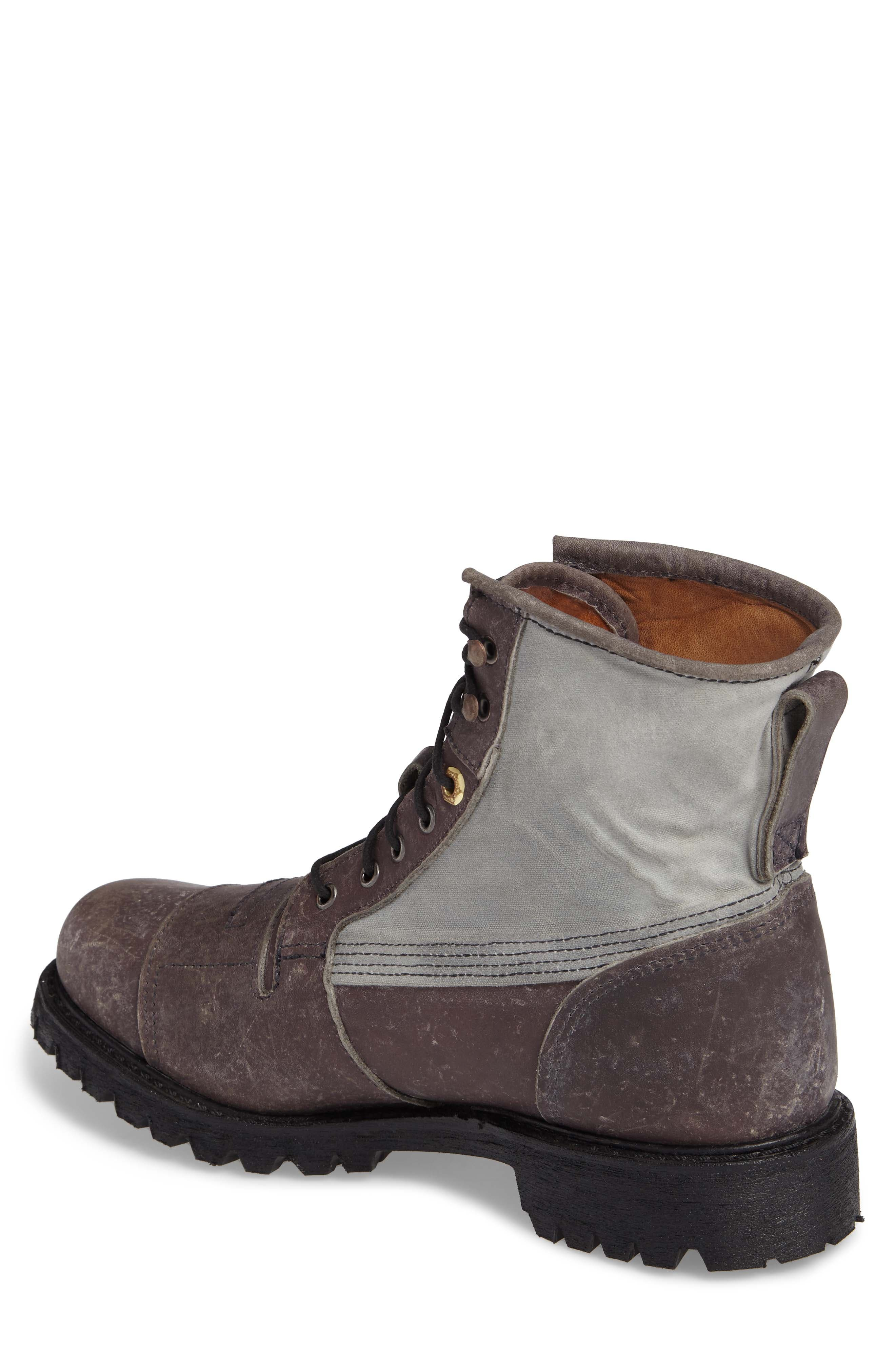 Smuggler's Notch Boot,                             Alternate thumbnail 2, color,                             Dark Grey Boundry