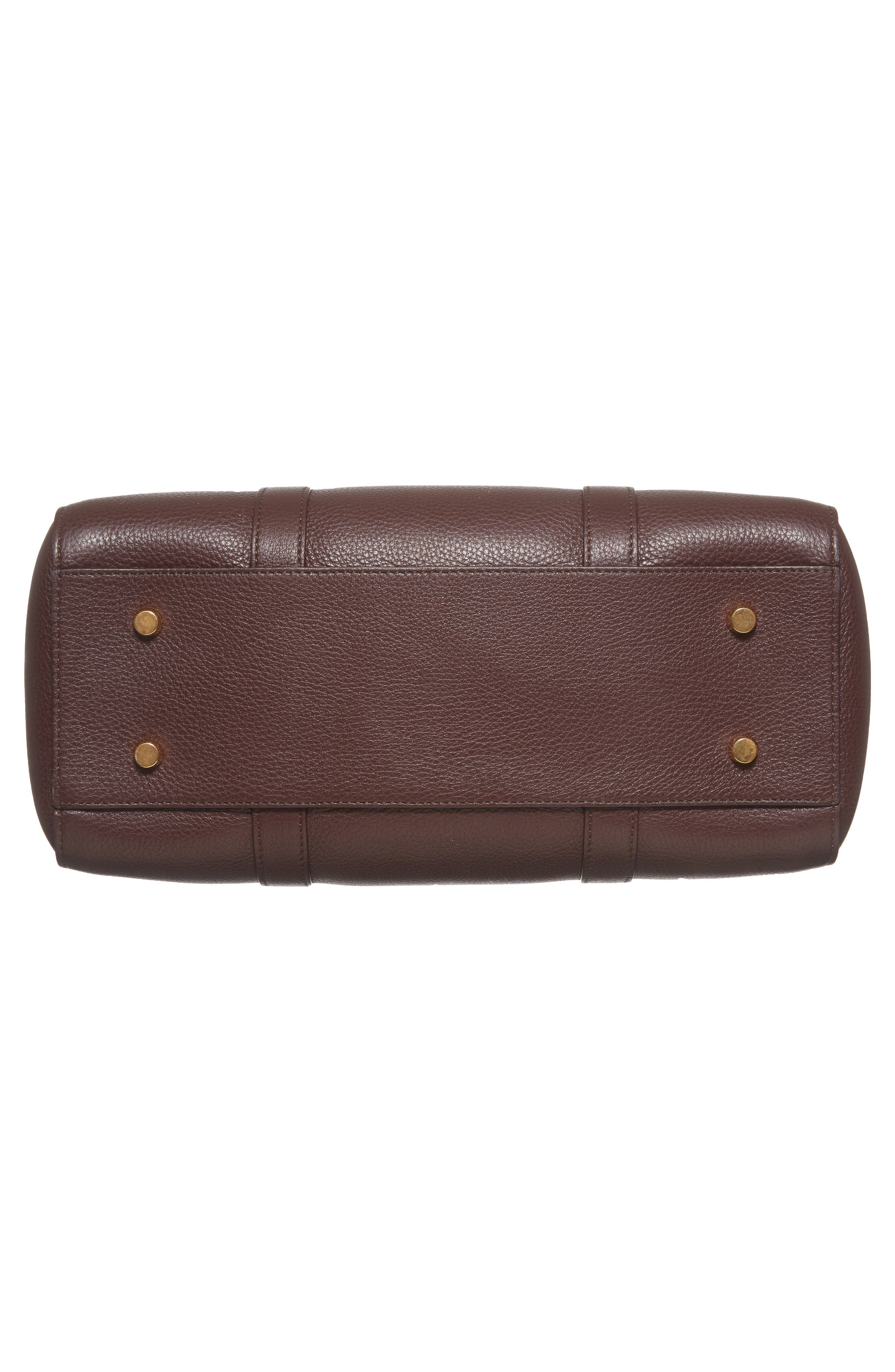 Alternate Image 4  - Mulberry Small Bayswater Double Zip Leather Satchel