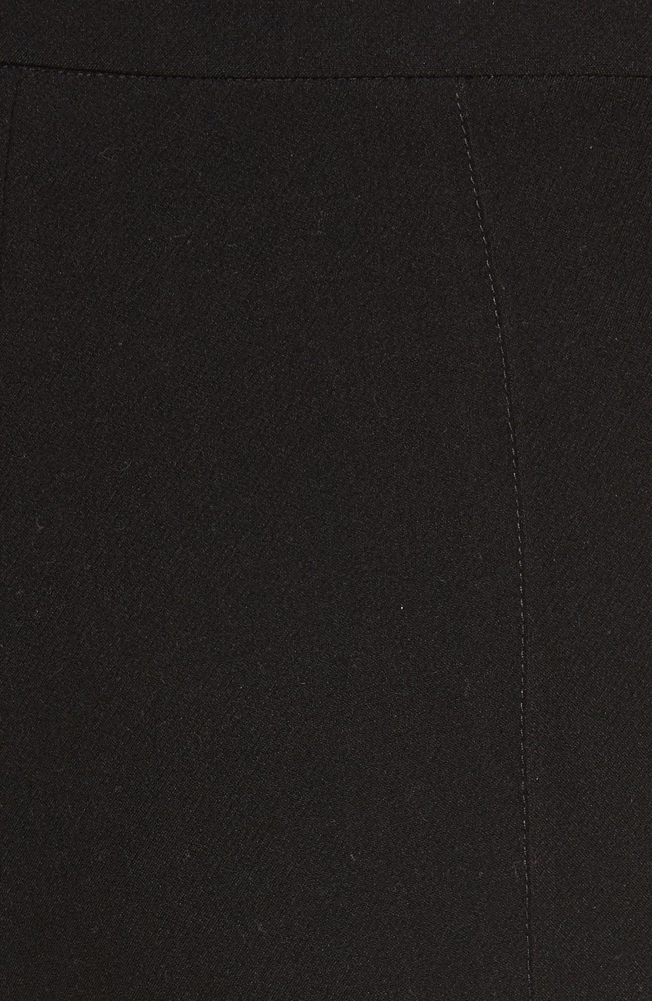 Alternate Image 5  - St. John Collection Bella Double Weave Leggings