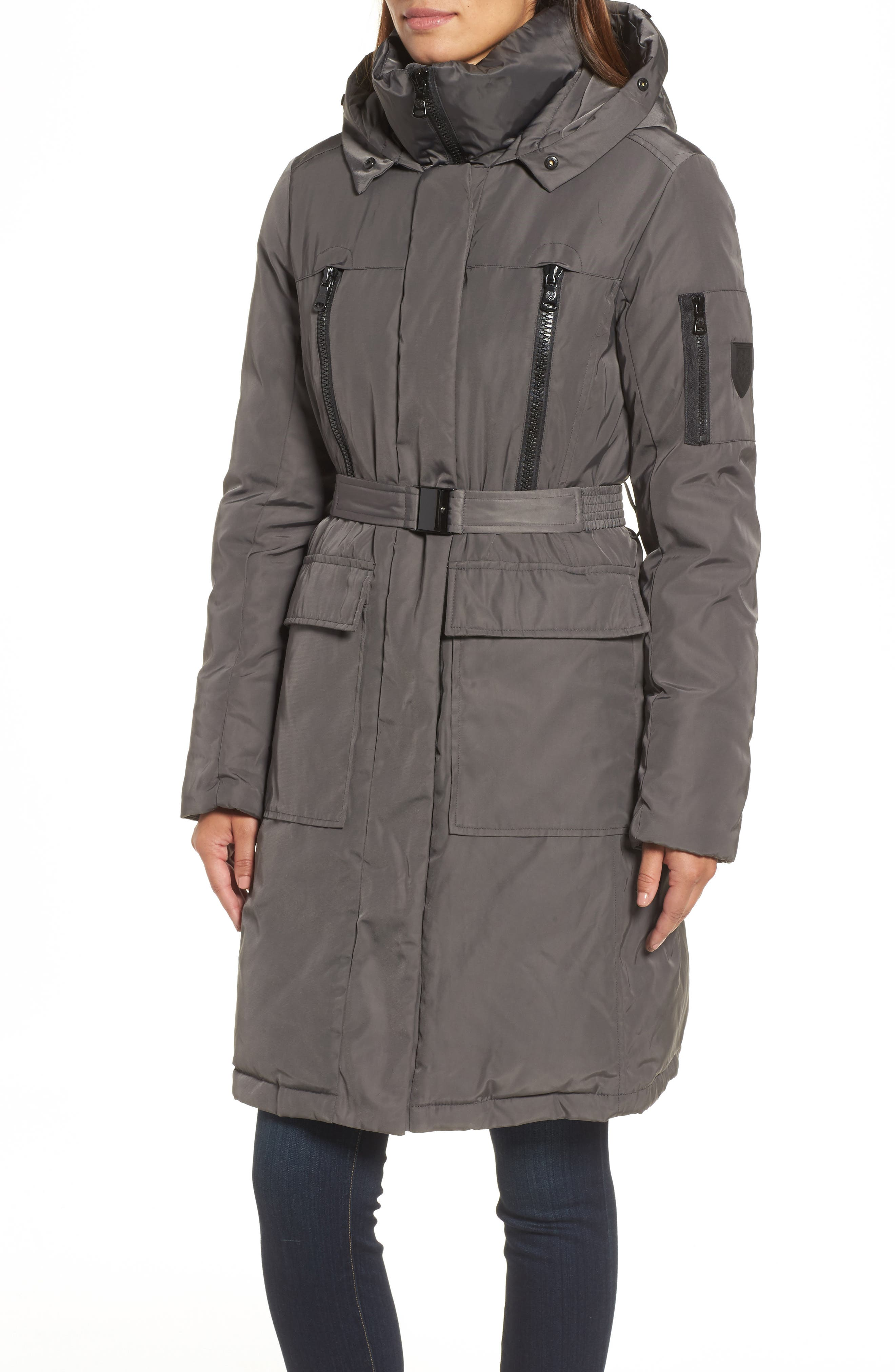 Alternate Image 4  - Vince Camuto Insulated Puffer Jacket