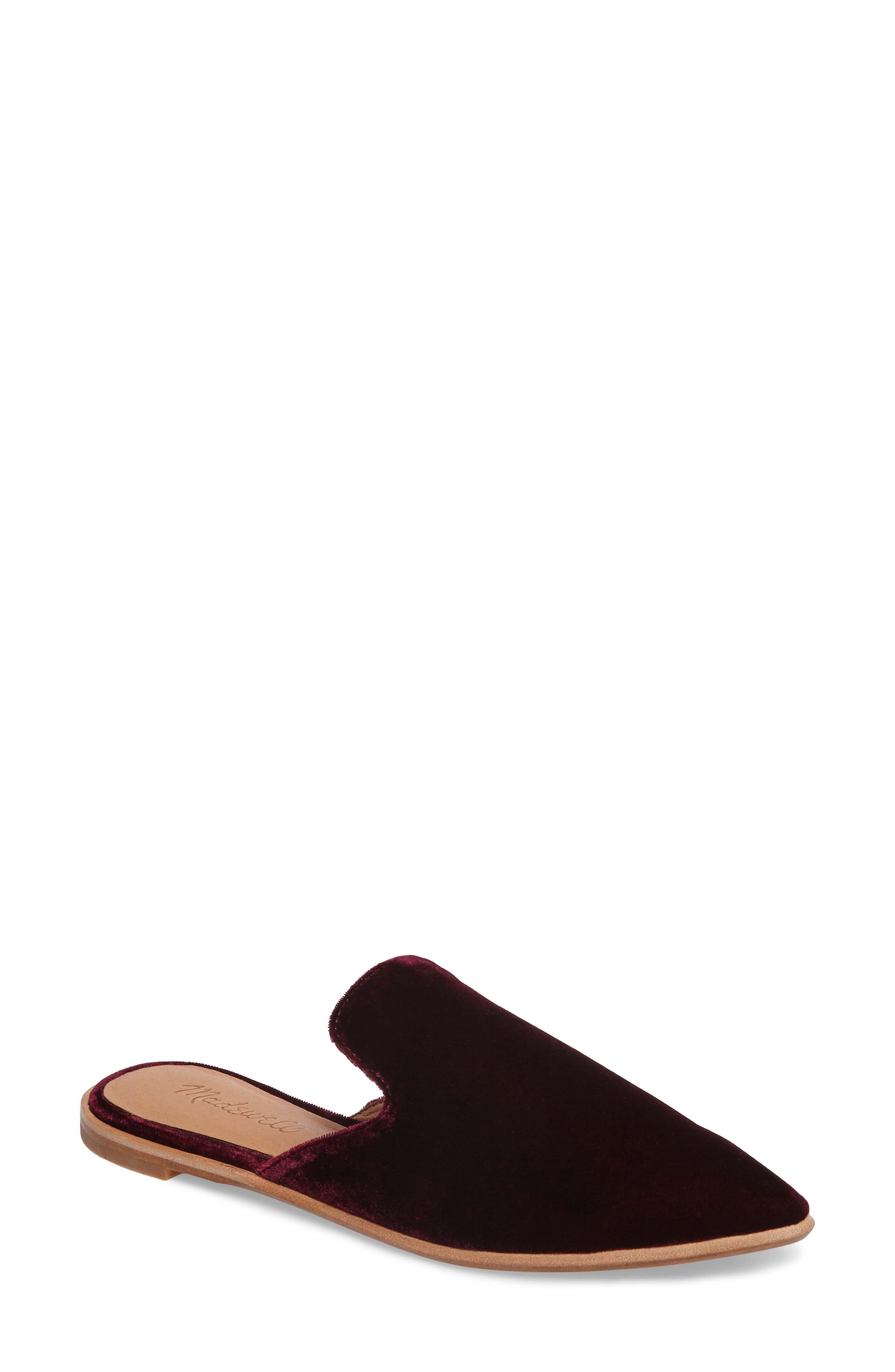 Alternate Image 1 Selected - Madewell Gemma Pointy Toe Mule (Women)
