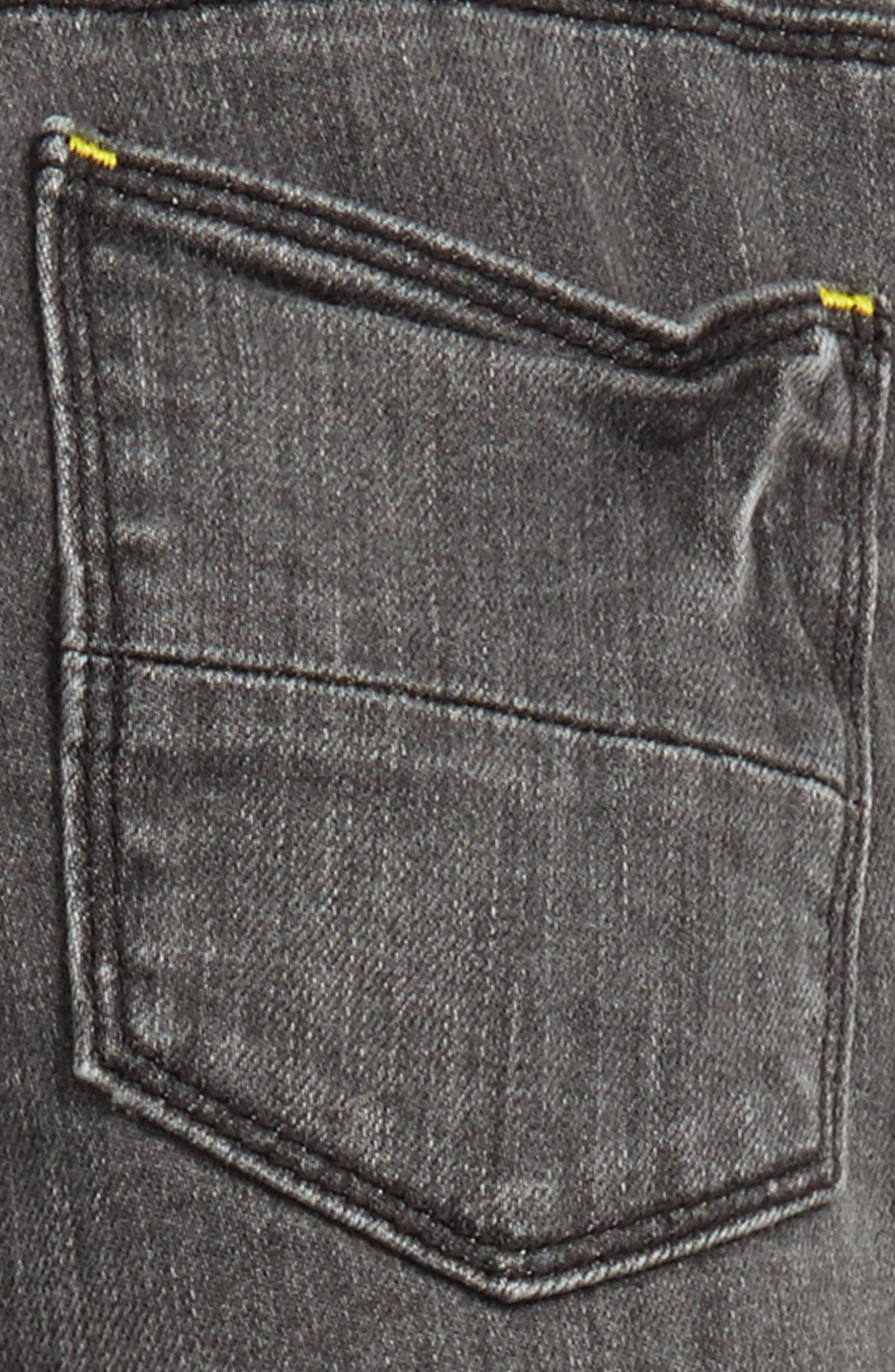 Alternate Image 3  - Mini Boden Skinny Jeans (Toddler Boys, Little Boys & Big Boys)