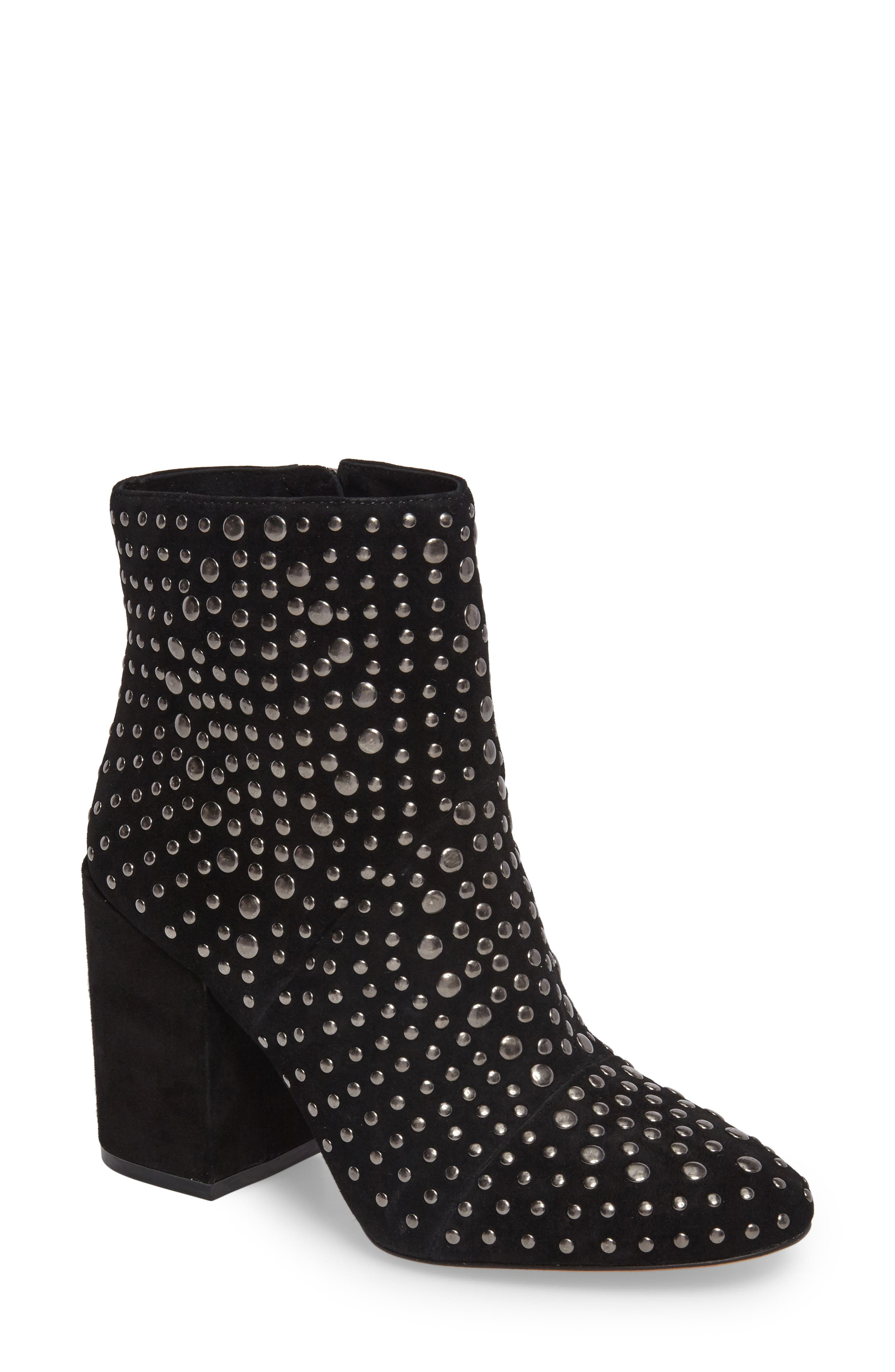 Alternate Image 1 Selected - Vince Camuto Drista Stud Bootie (Women)