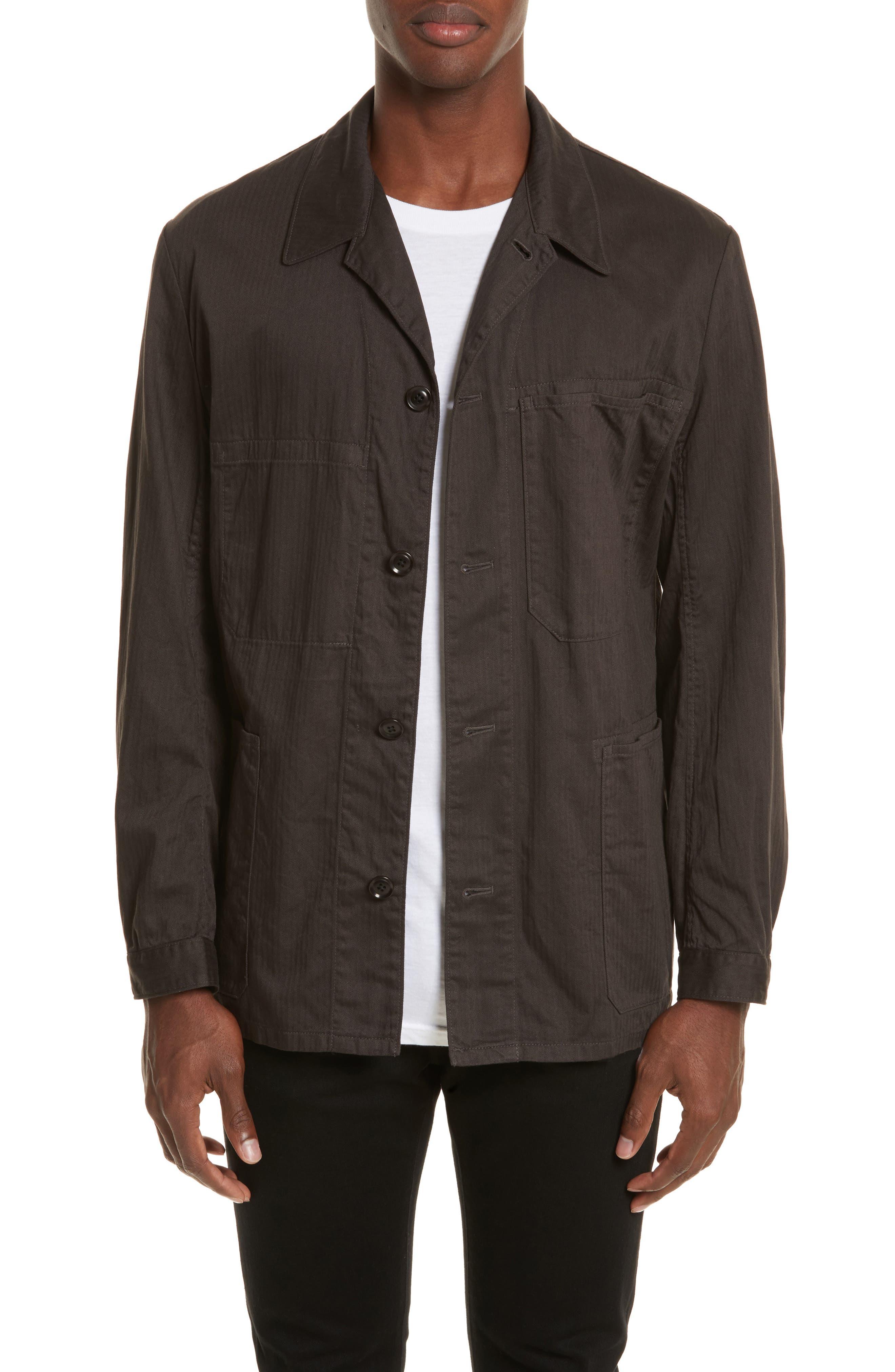 Yohji Yamamoto Chore Jacket