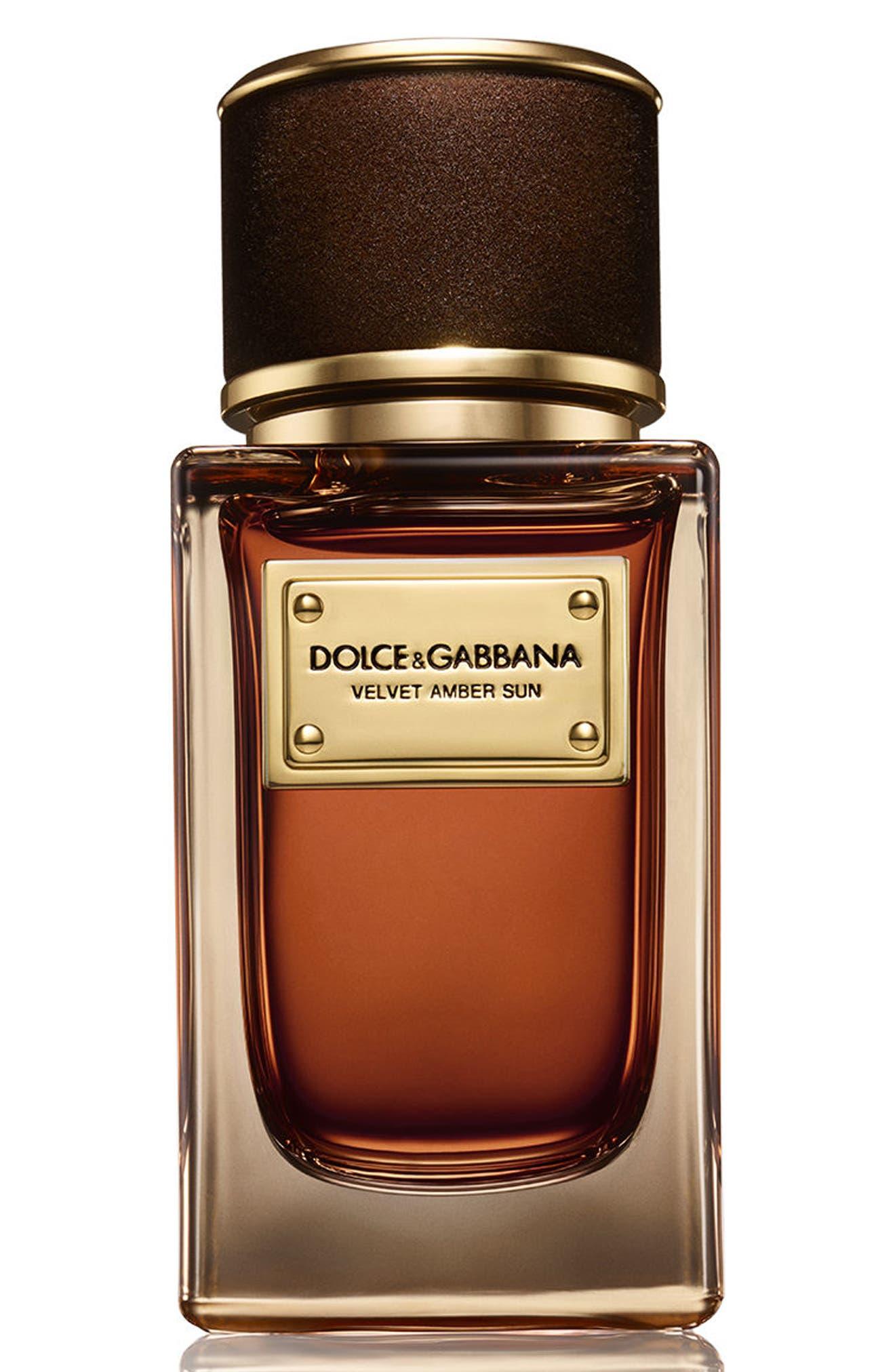 Dolce&Gabbana Velvet Amber Sun Eau de Parfum