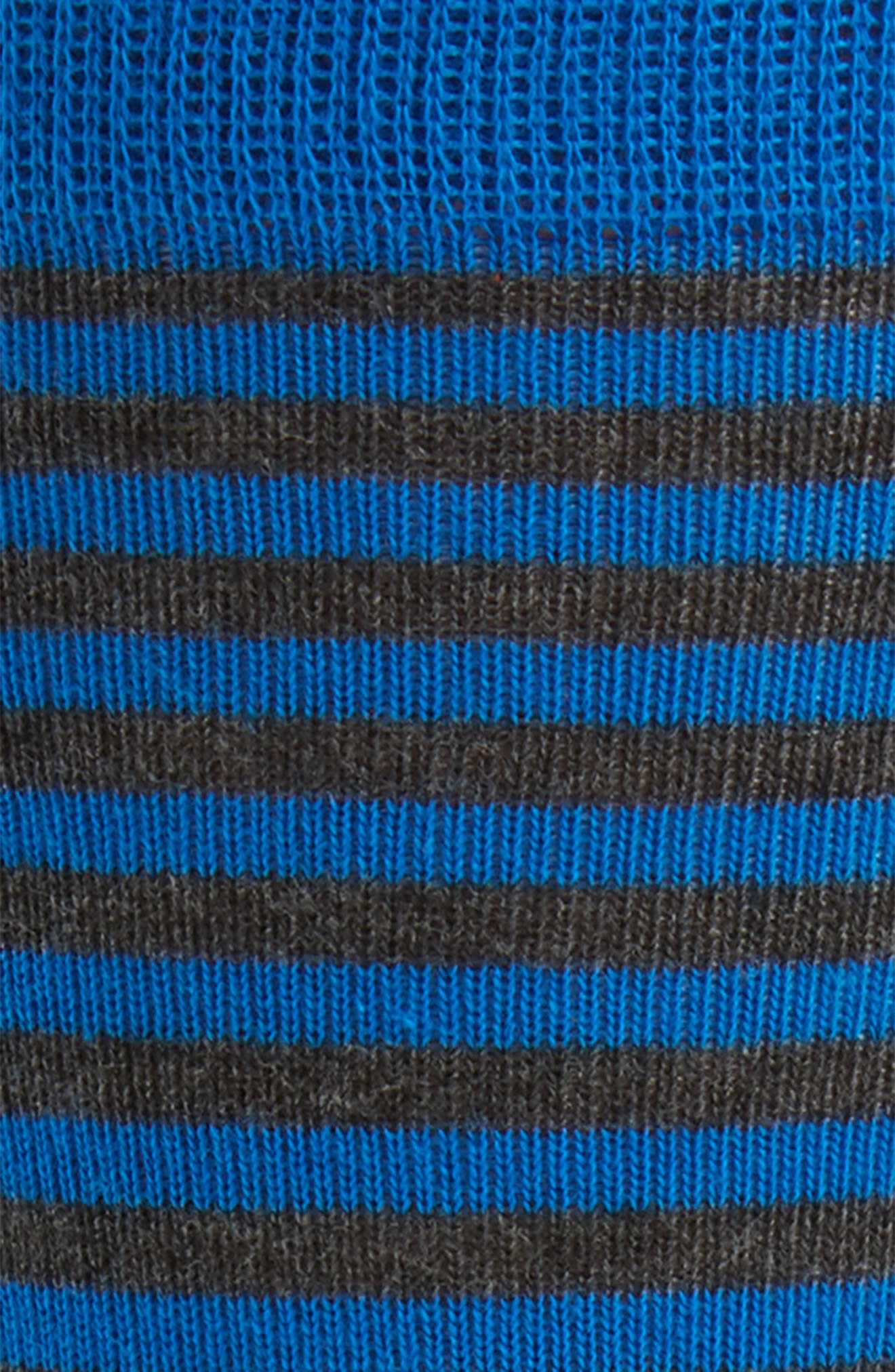 Alternate Image 2  - Happy Socks Half Stripe Socks (3 for $30)