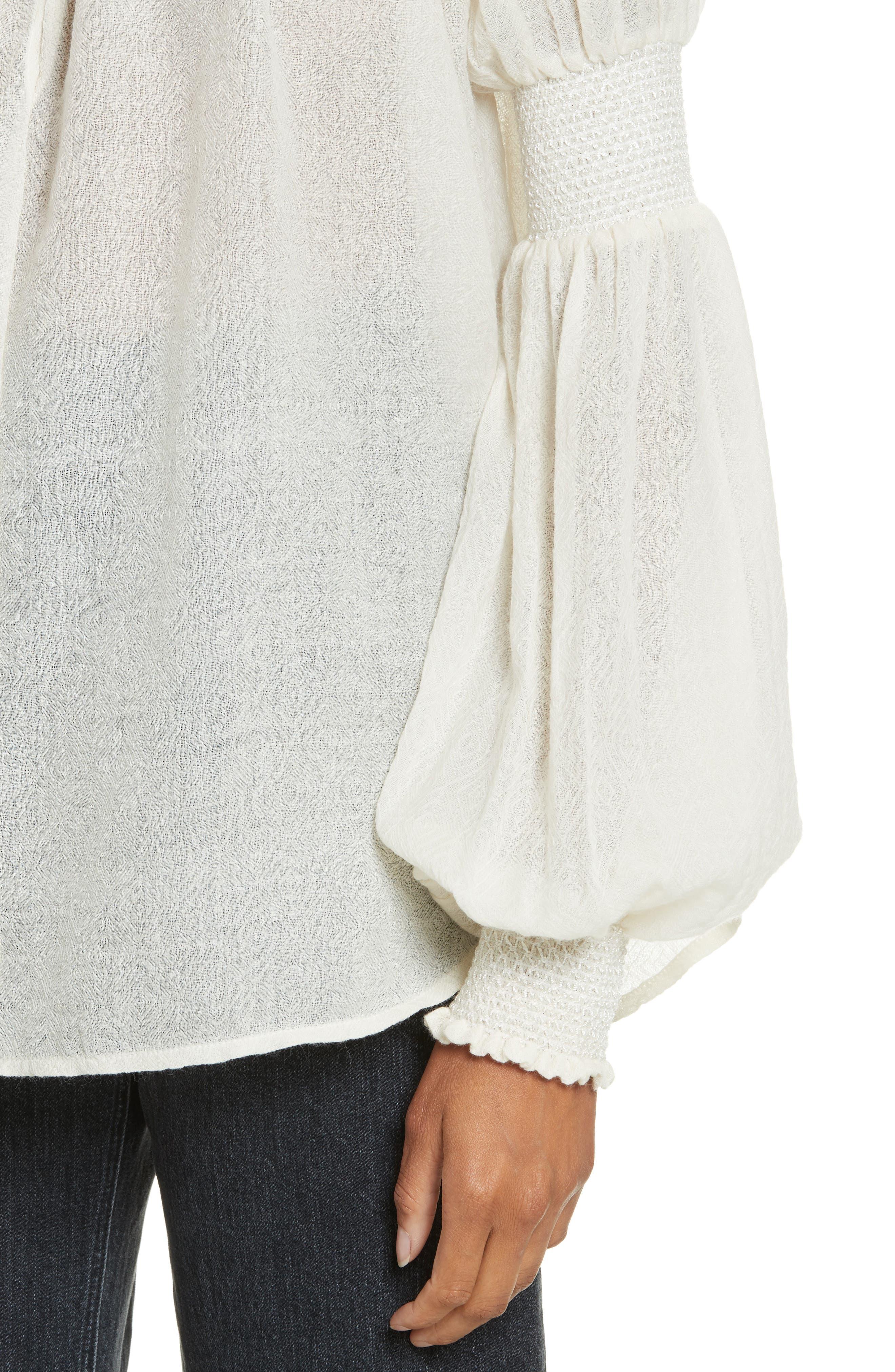 Alternate Image 4  - Rachel Comey Renew Wool Top