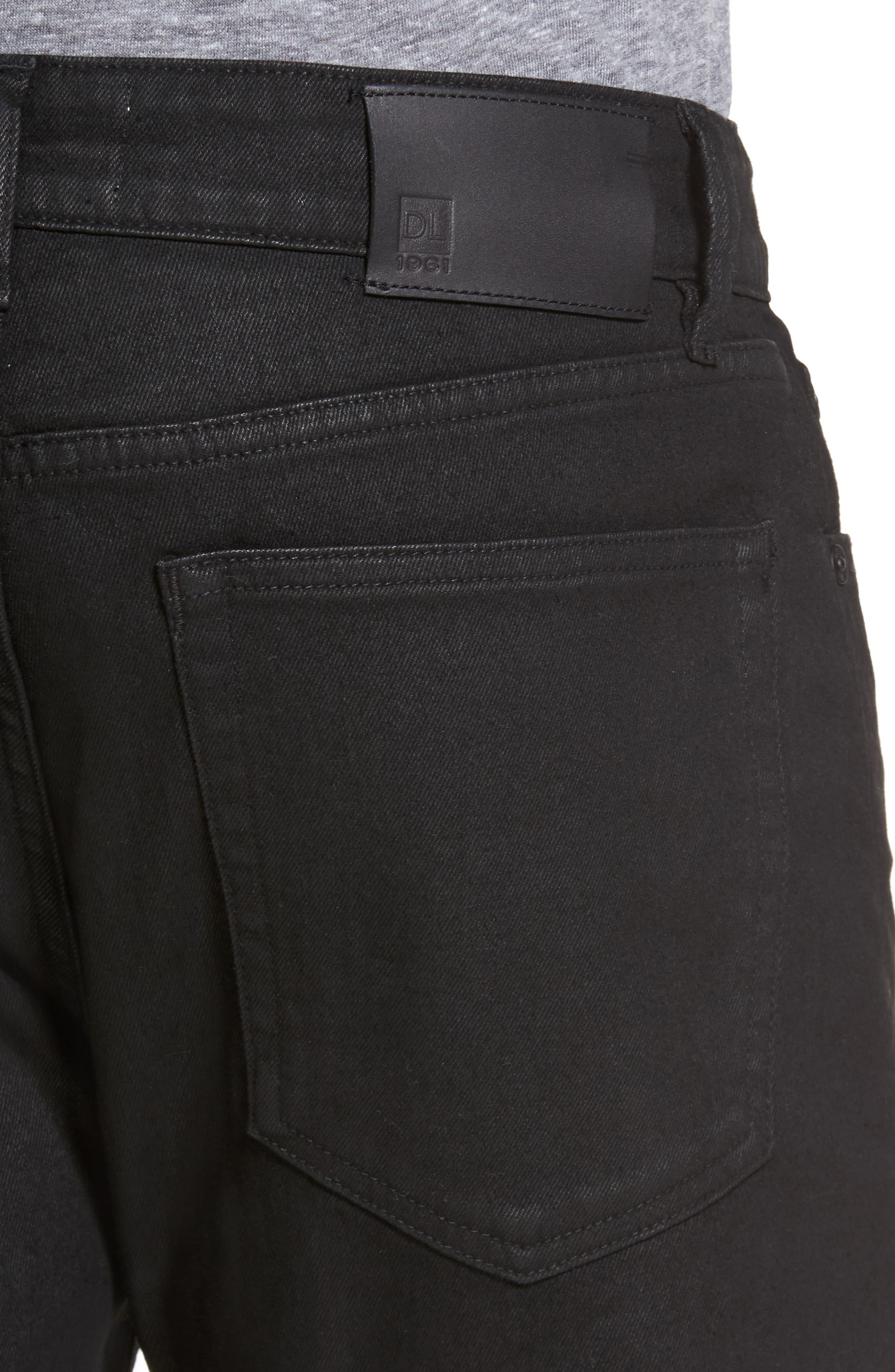 Hunter Skinny Jeans,                             Alternate thumbnail 4, color,                             Vice
