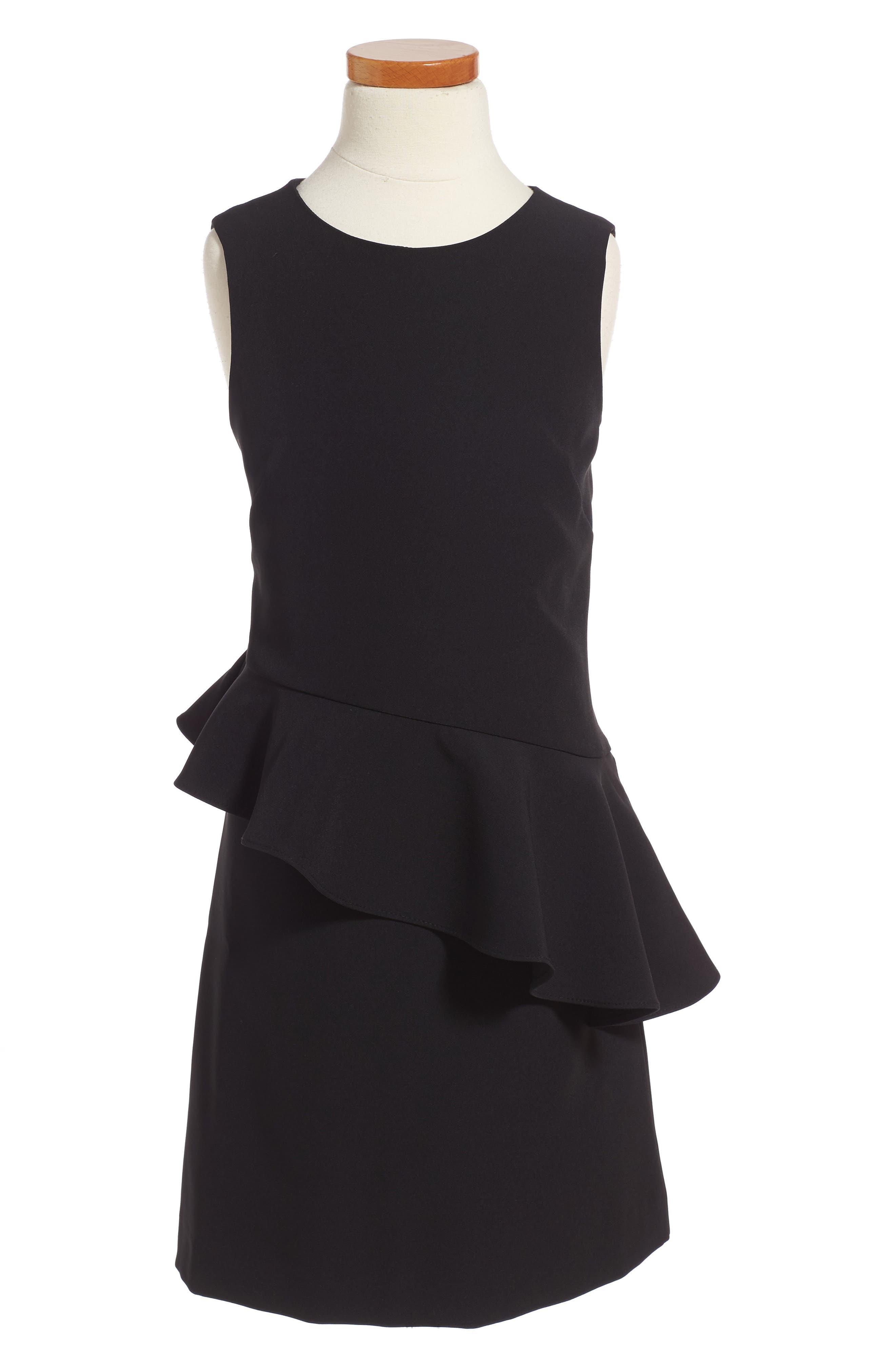 Milly Minis Cady Logan Sleeveless Dress (Big Girls)