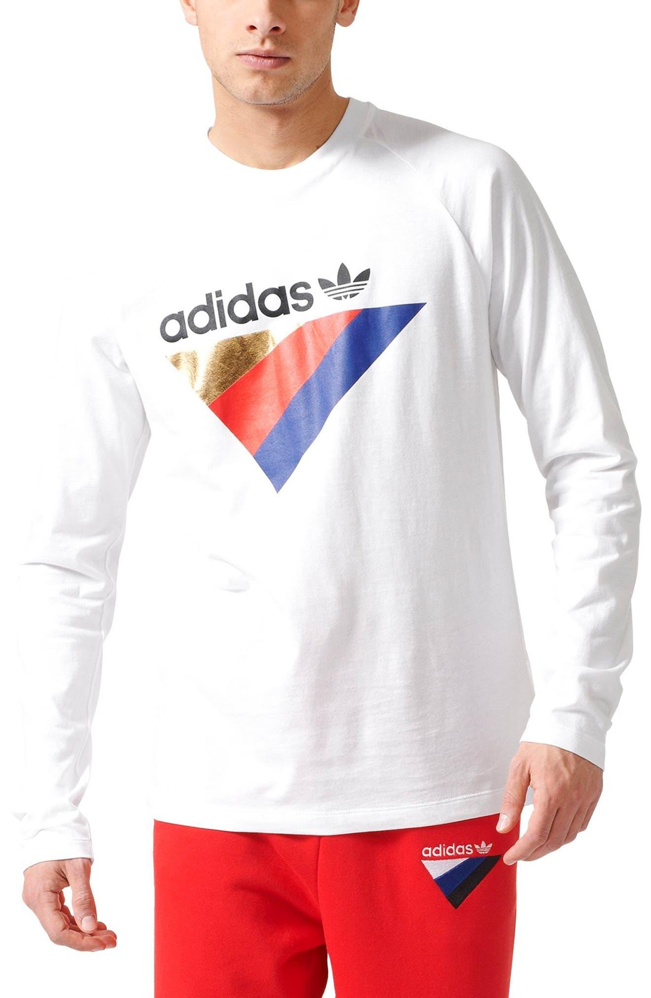 Main Image - adidas Originals Anichkov T-Shirt