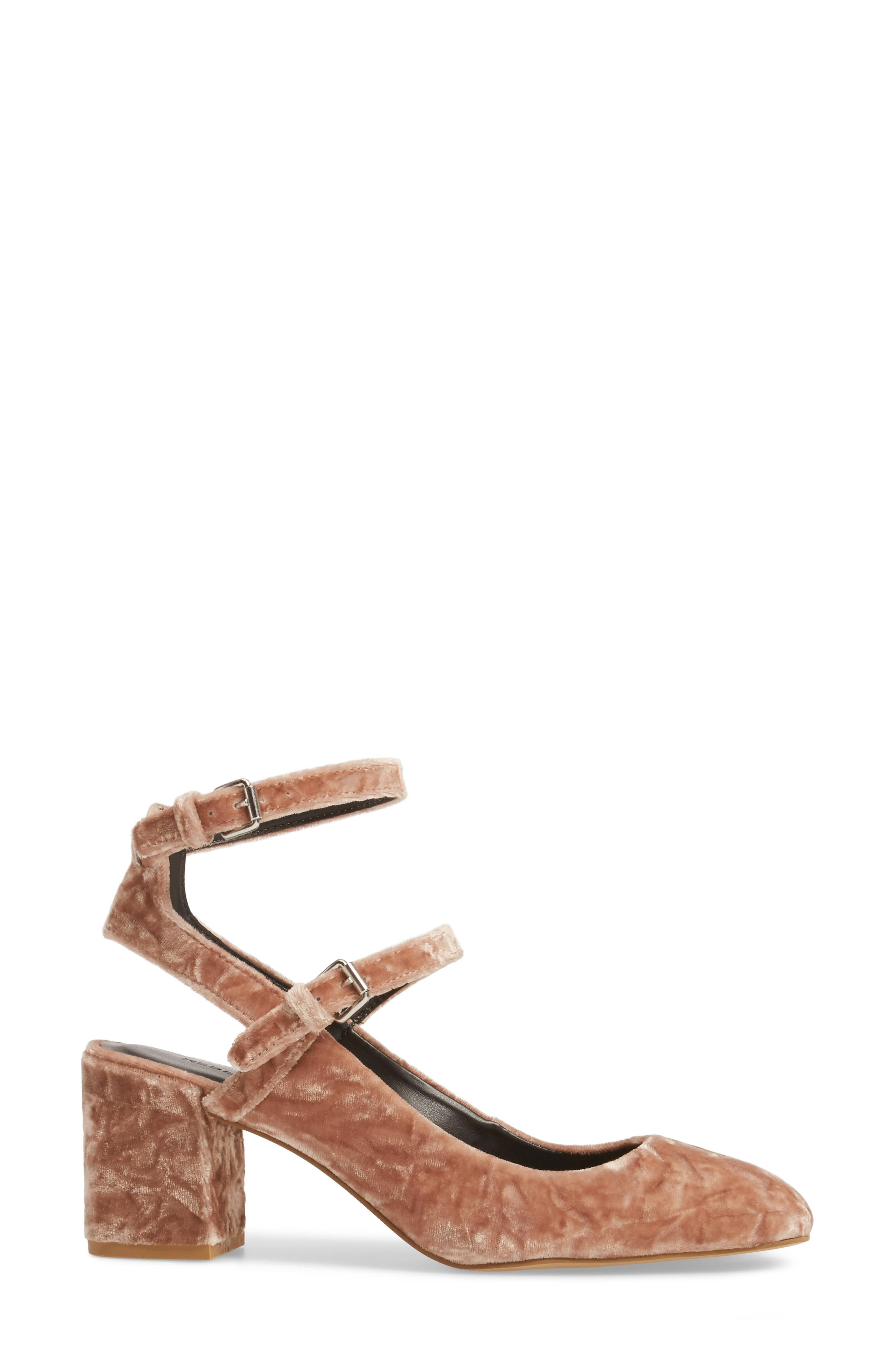 Alternate Image 3  - Rebecca Minkoff 'Brooke' Ankle Strap Pump (Women)