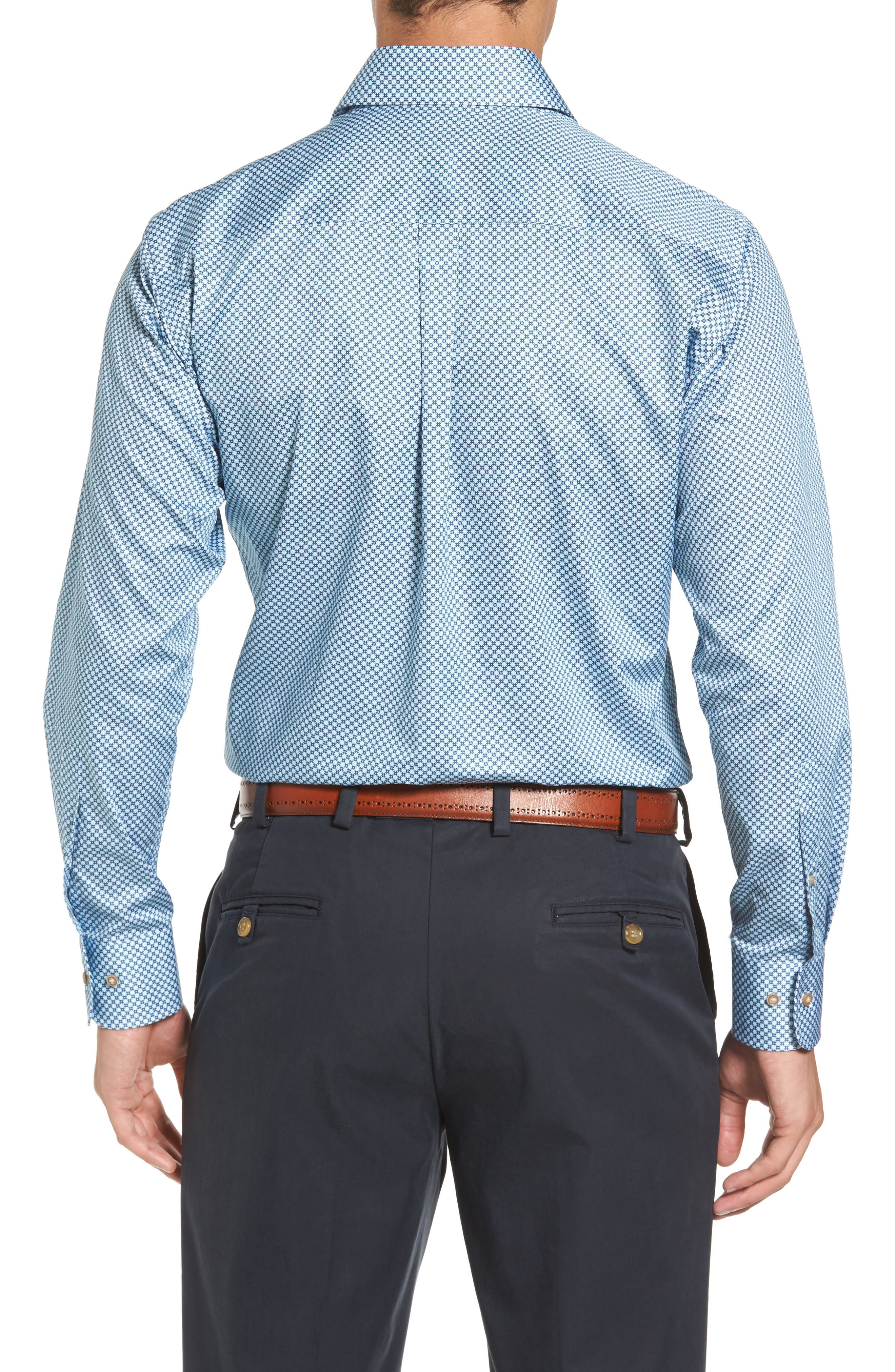 Alternate Image 2  - Peter Millar Pandora's Box Regular Fit Sport Shirt