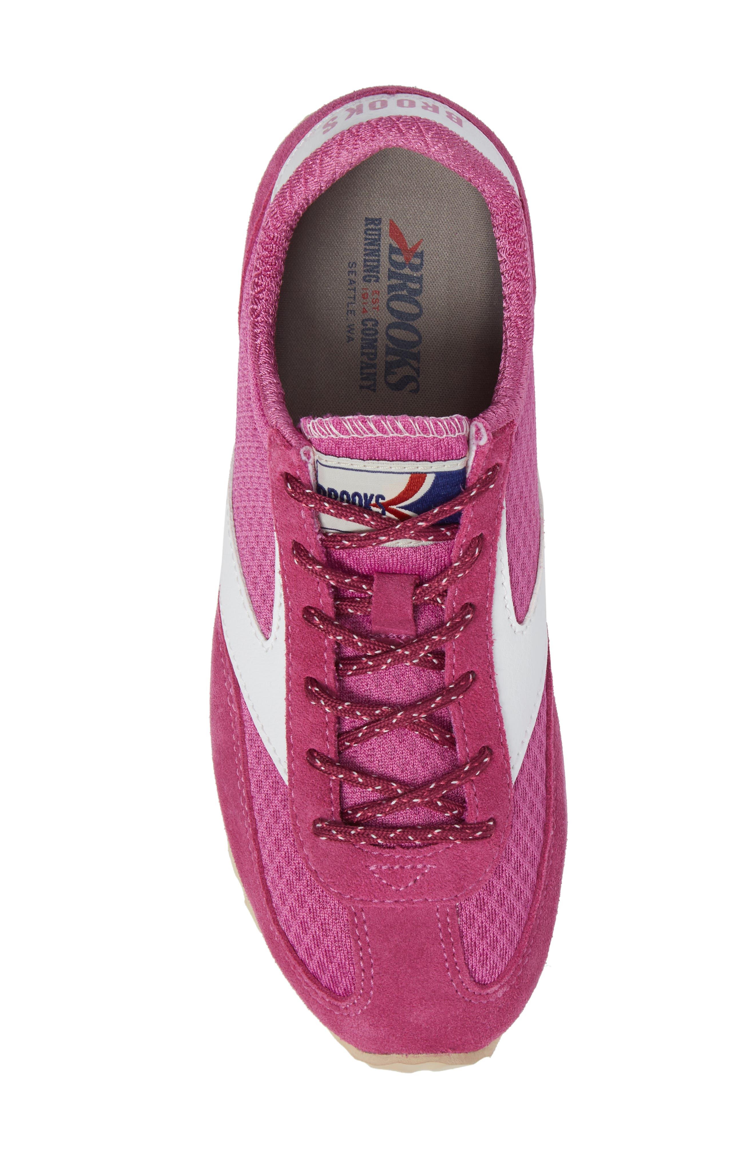 Alternate Image 5  - Brooks 'Vanguard' Sneaker (Women)