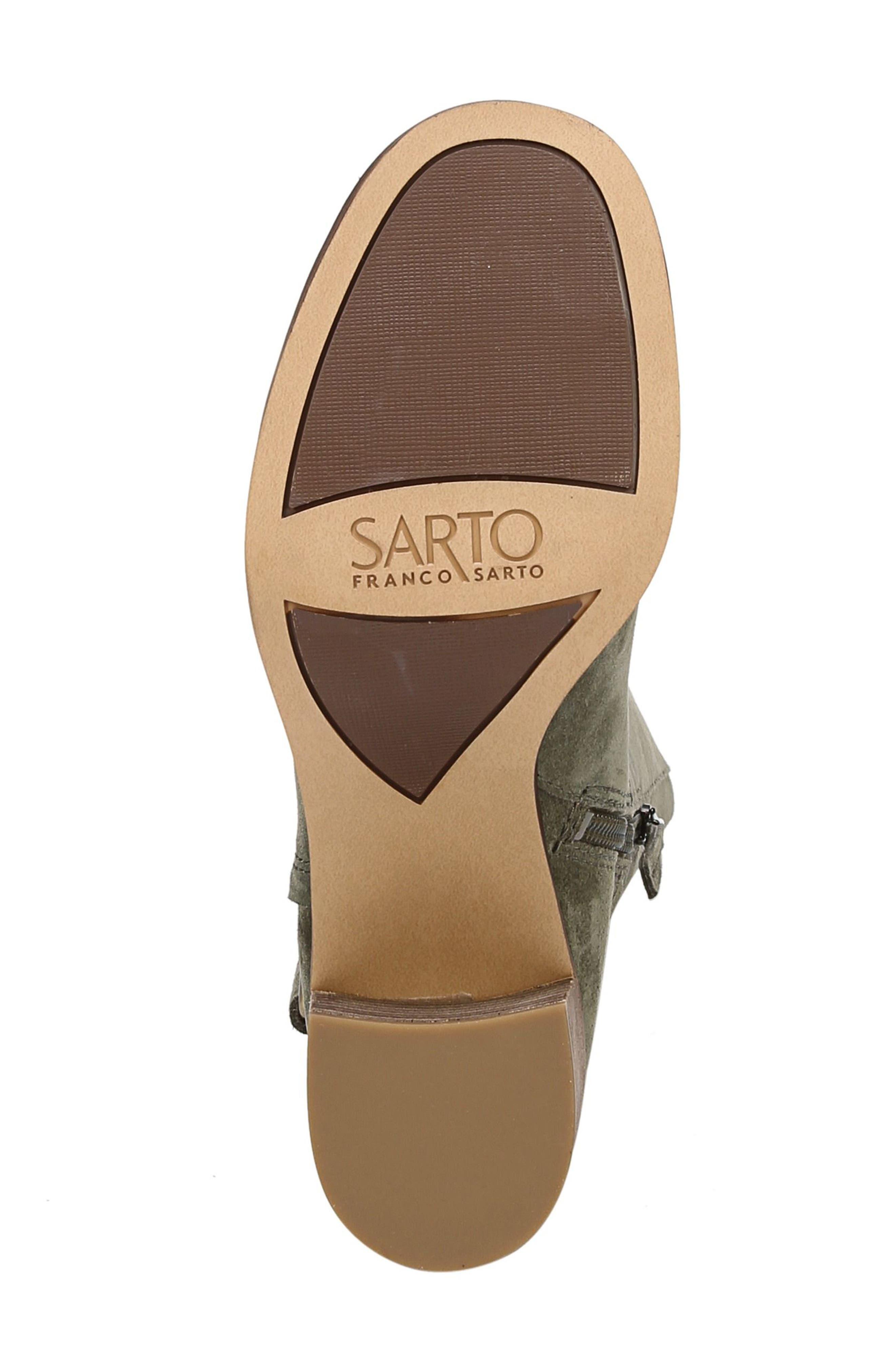 Alternate Image 6  - SARTO by Franco Sarto Mystic Knee High Boot (Women)