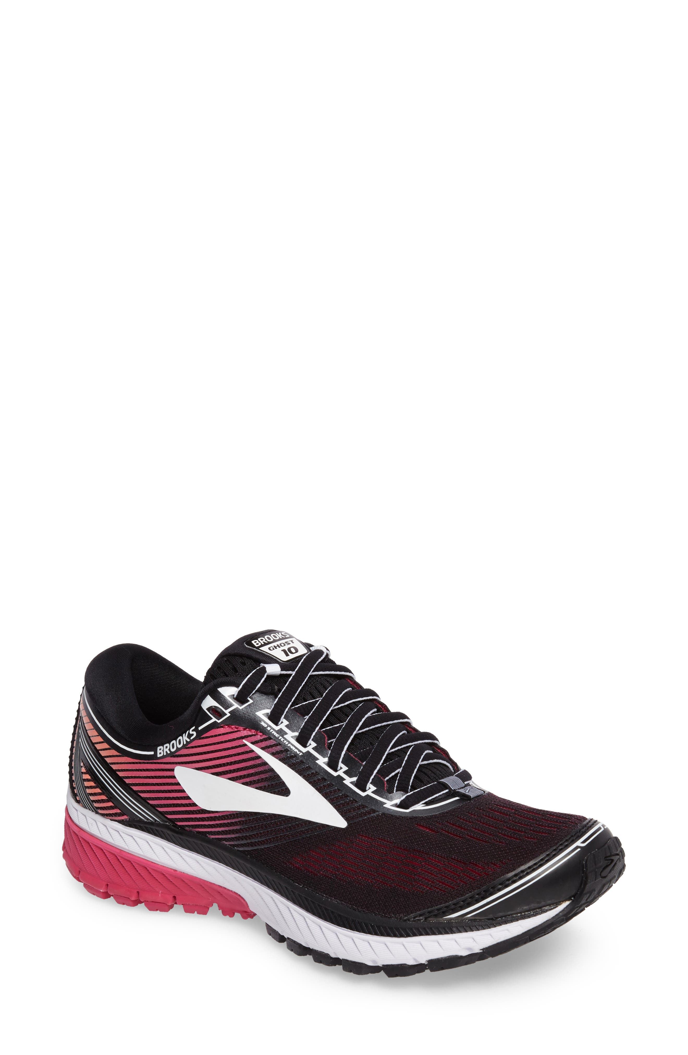 Alternate Image 1 Selected - Brooks Ghost 10 Running Shoe (Women)