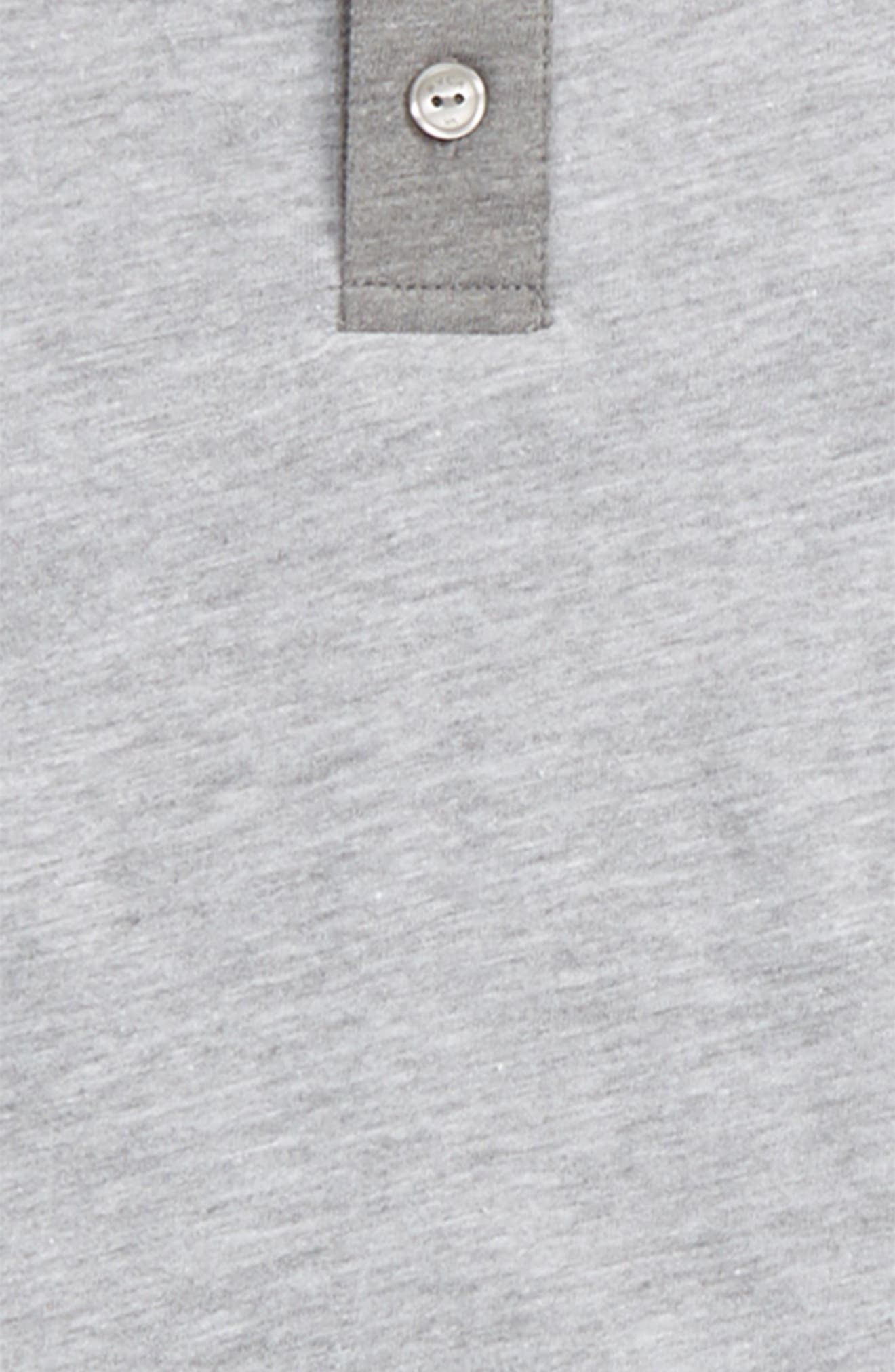Alternate Image 2  - RVCA Pick Up Henley T-Shirt (Big Boys)