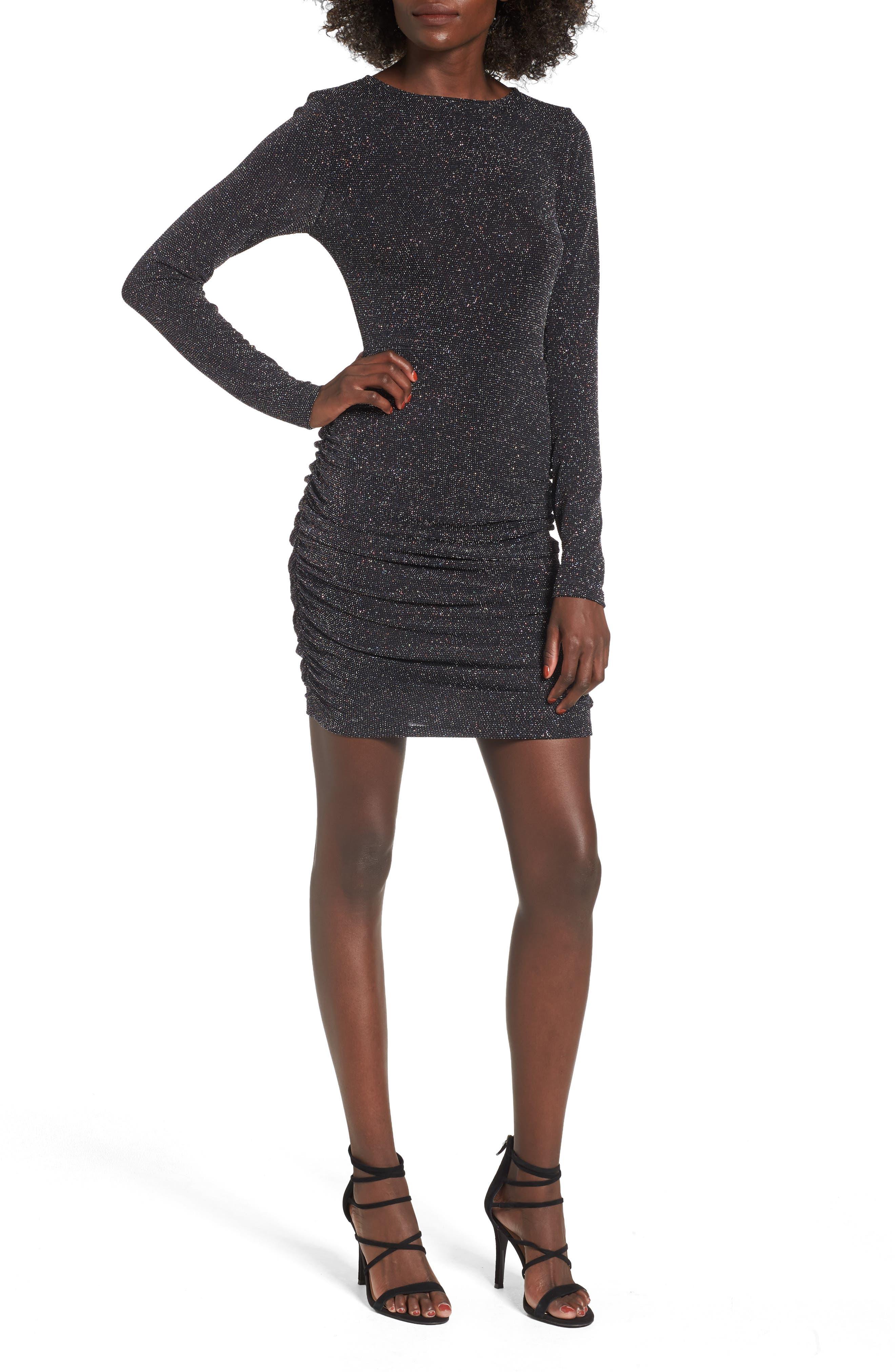 Main Image - Leith Shine Minidress