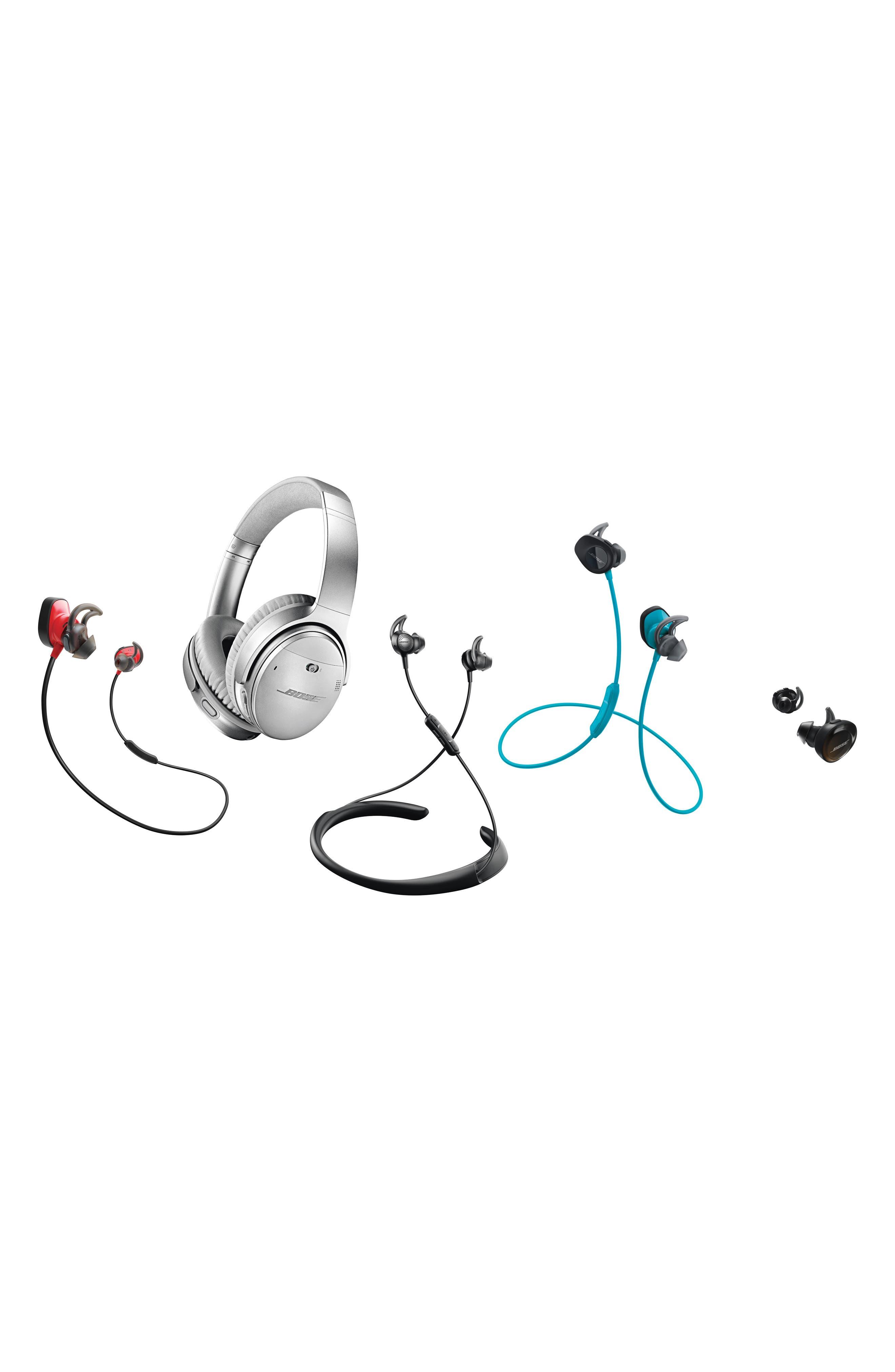 SoundSport<sup>®</sup> Free Wireless Headphones,                             Alternate thumbnail 9, color,                             Black