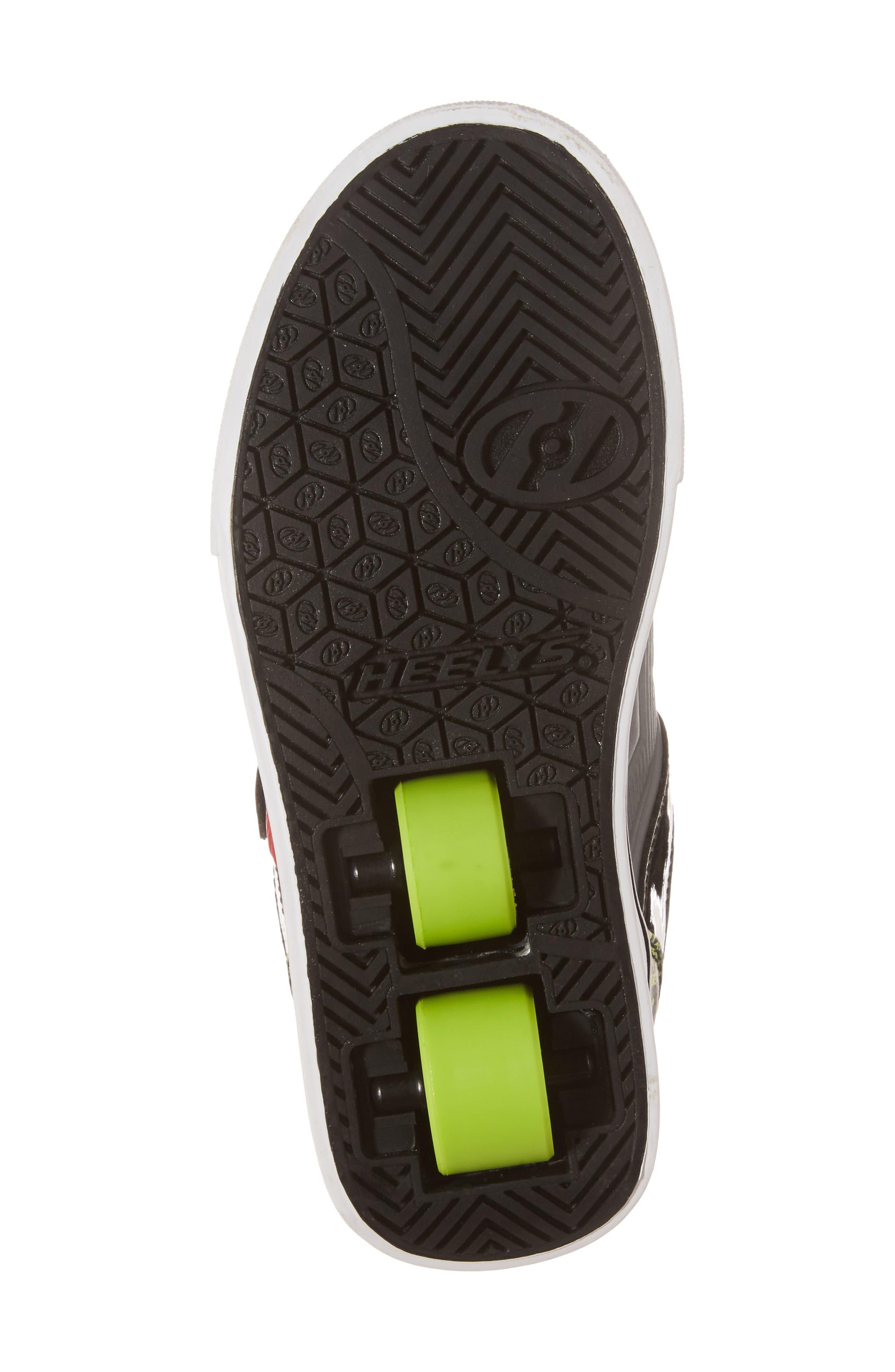 Alternate Image 6  - Heelys Bolt Light-Up Skate Shoe (Toddler & Little Kid)