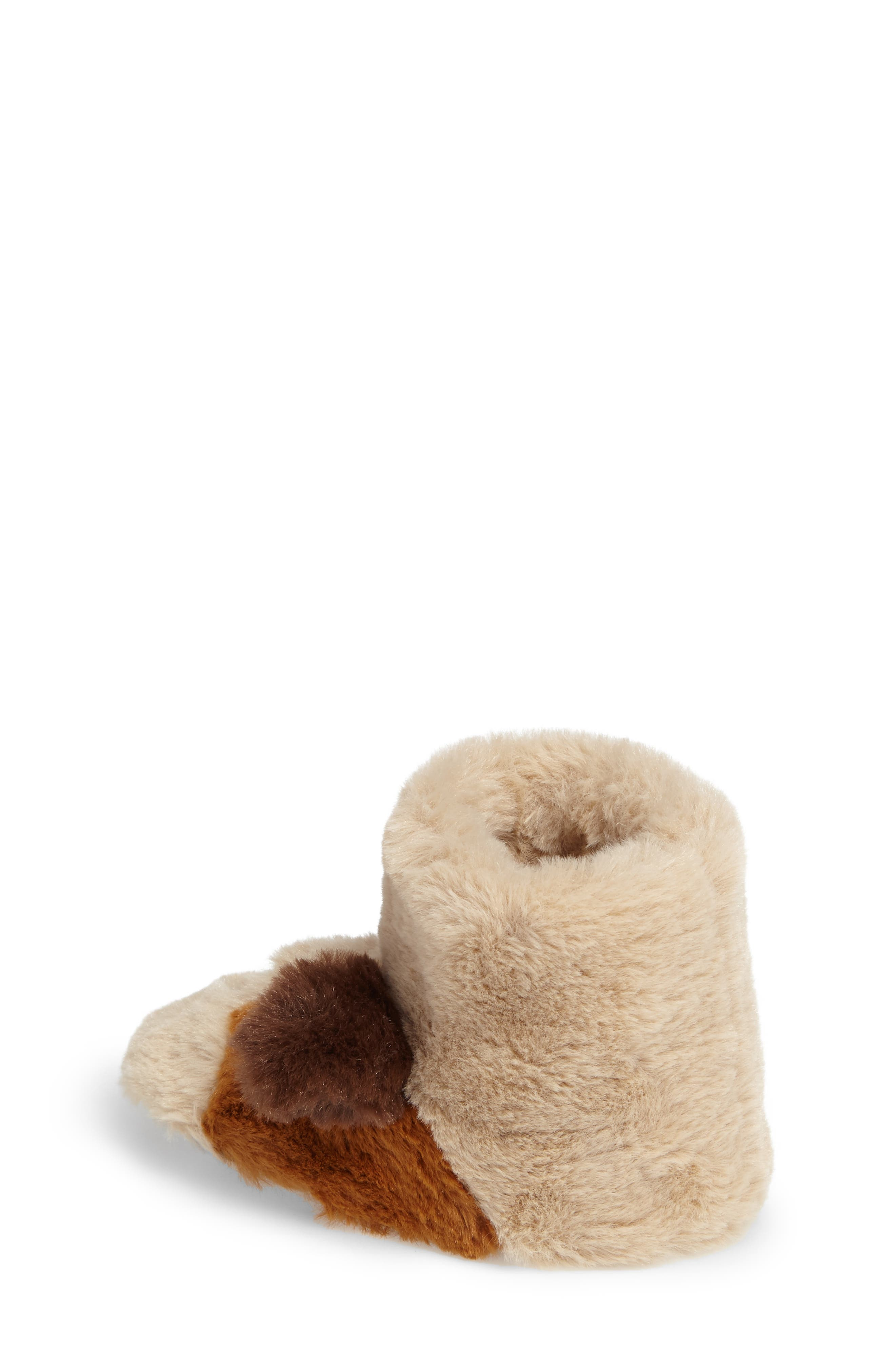Puppy Slipper,                             Alternate thumbnail 2, color,                             Oatmeal