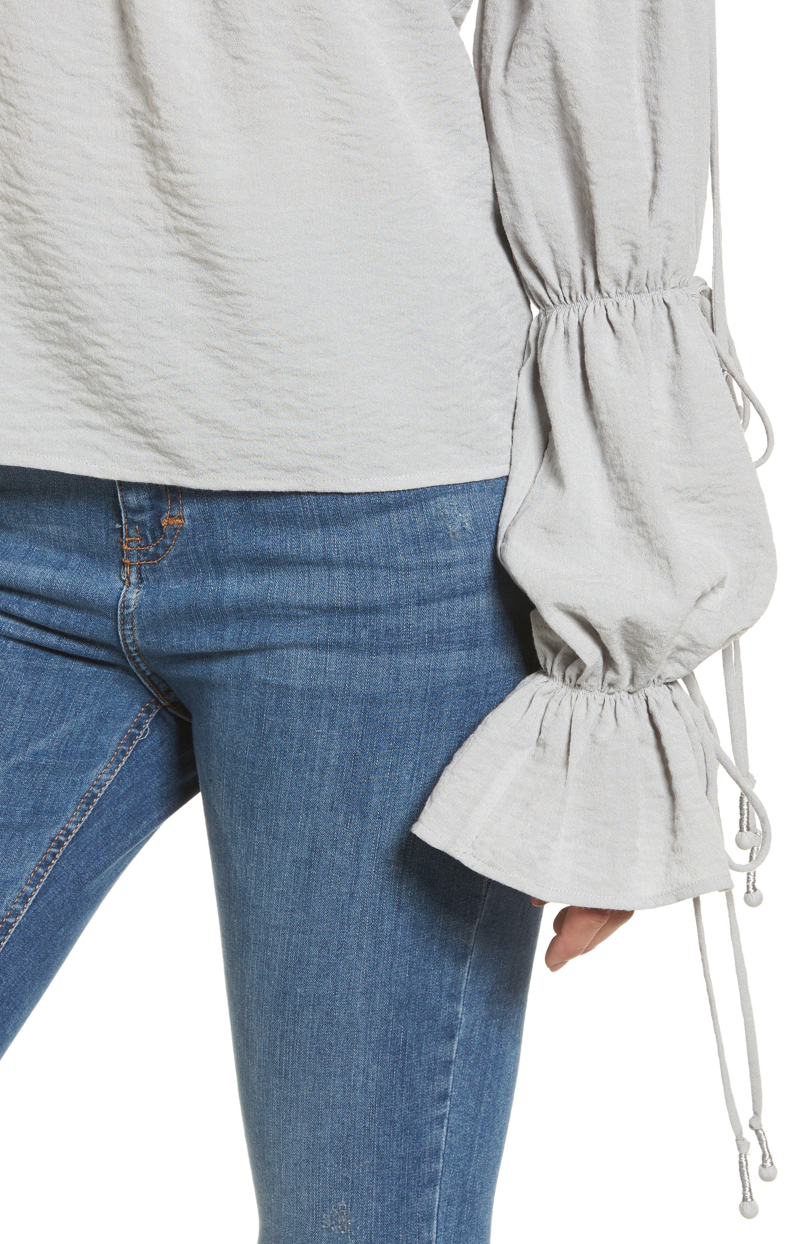 Alternate Image 4  - Tularosa Gigi One-Shoulder Top