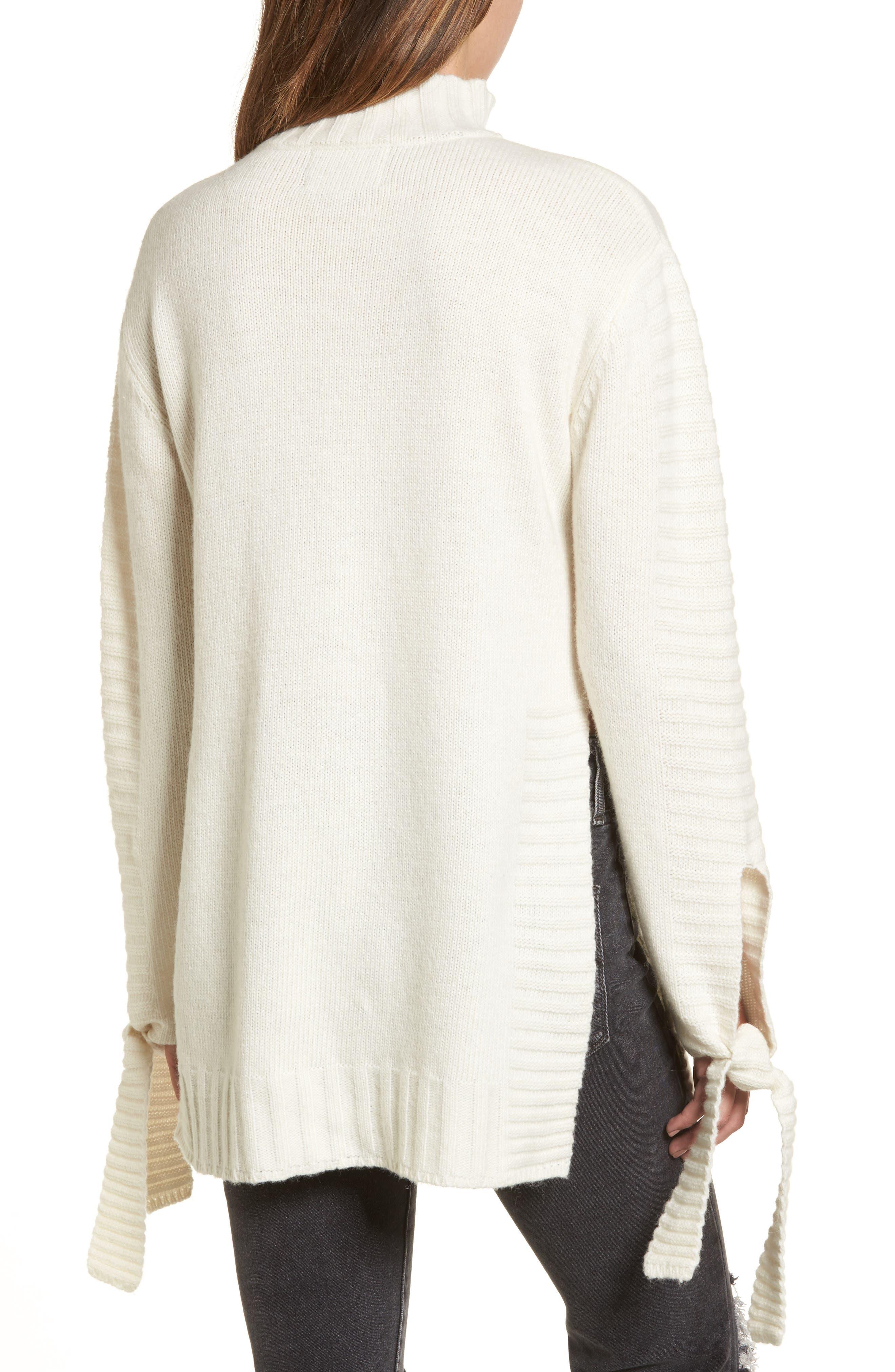 Alternate Image 3  - Moon River Side Slit Sweater