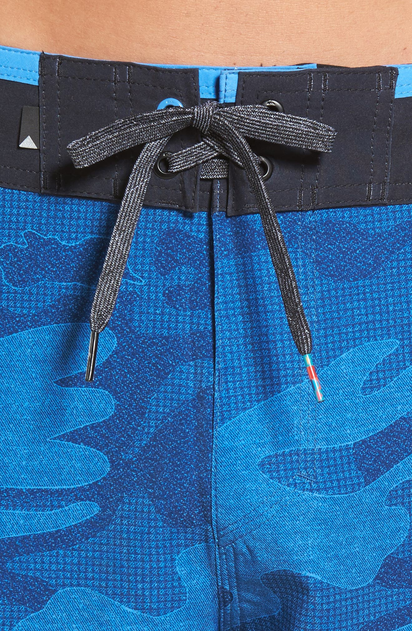 Alternate Image 4  - Quiksilver New Wave Everyday Board Shorts