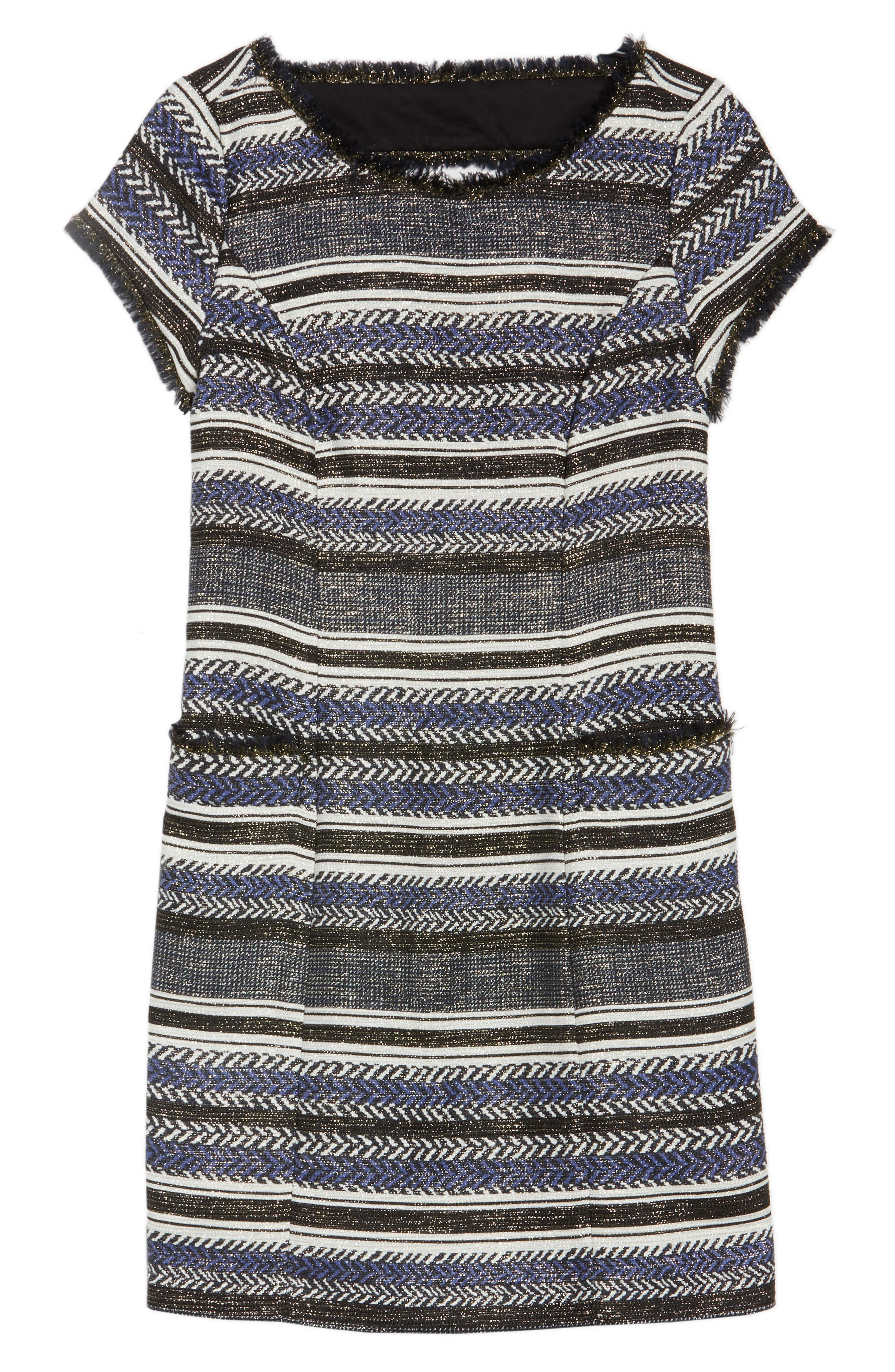 Alternate Image 6  - Adrianna Papell Stripe Sheath Dress