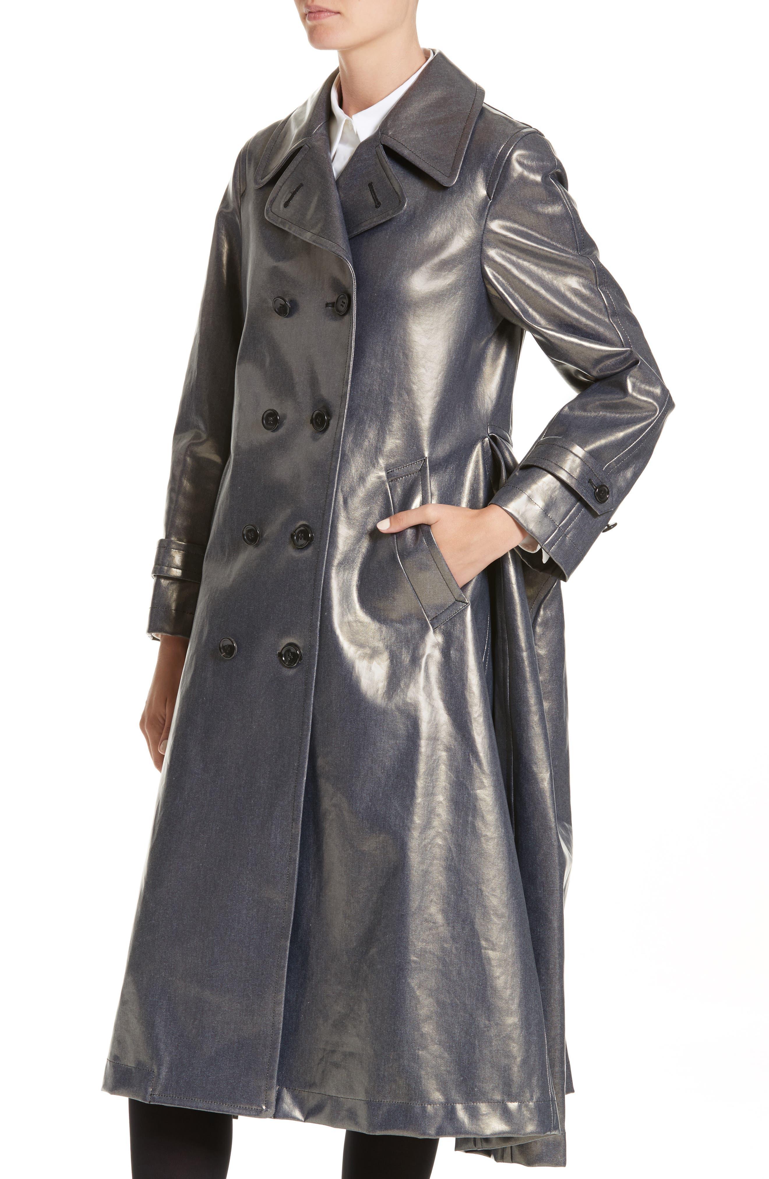 Alternate Image 4  - Comme des Garçons Double Breasted Coat