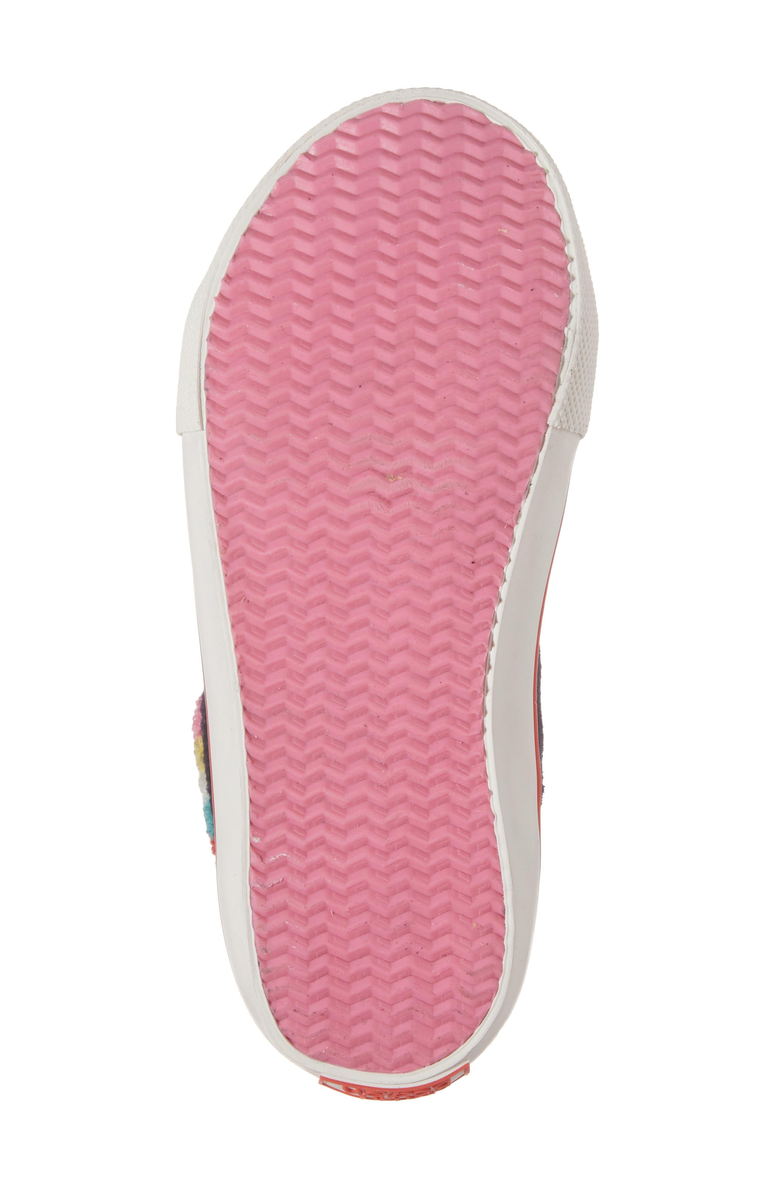 Alternate Image 6  - Mini Boden Embellished High Top Sneaker (Toddler, Little Kid & Big Kid)