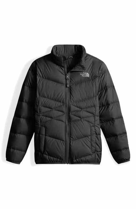 Girls' Black Coats, Jackets & Outerwear: Rain, Fleece & Hood ...