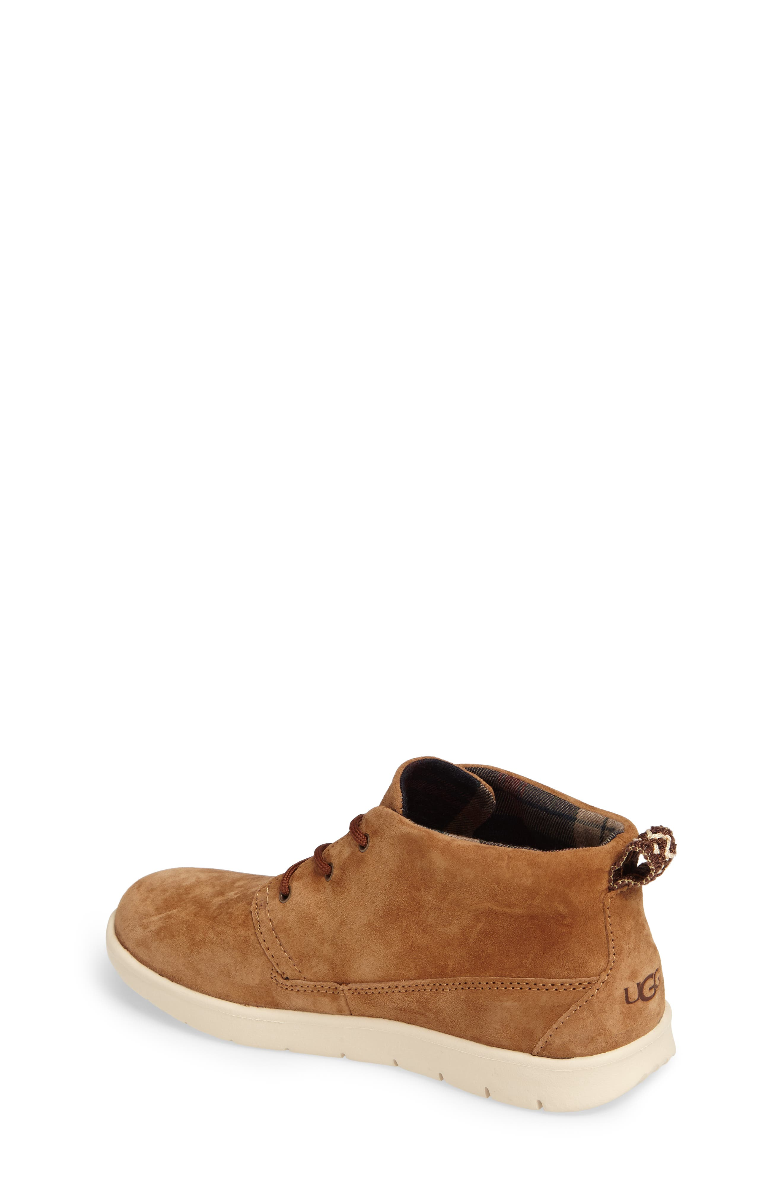 Alternate Image 2  - UGG® Canoe Chukka Boot (Walker, Toddler, Little Kid & Big Kid)