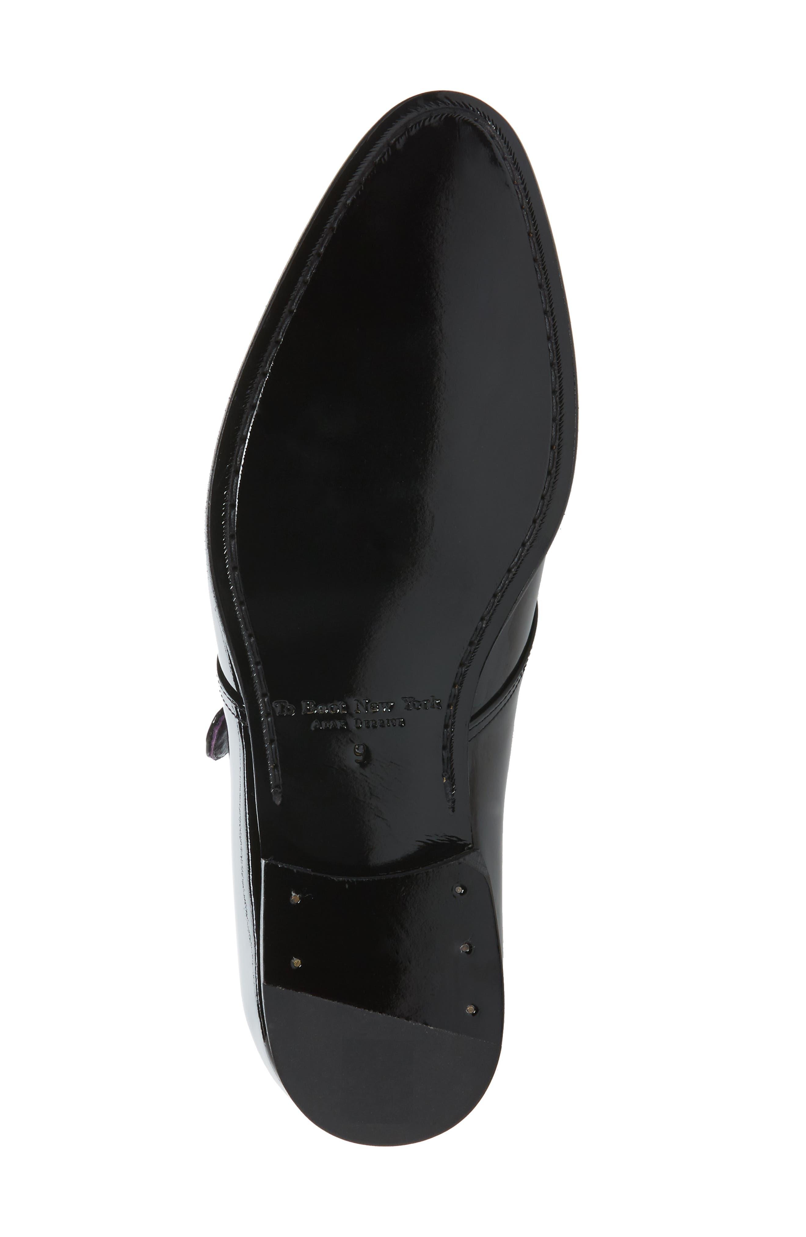 Alternate Image 6  - To Boot New York Emmett Monk Strap Shoe (Men)